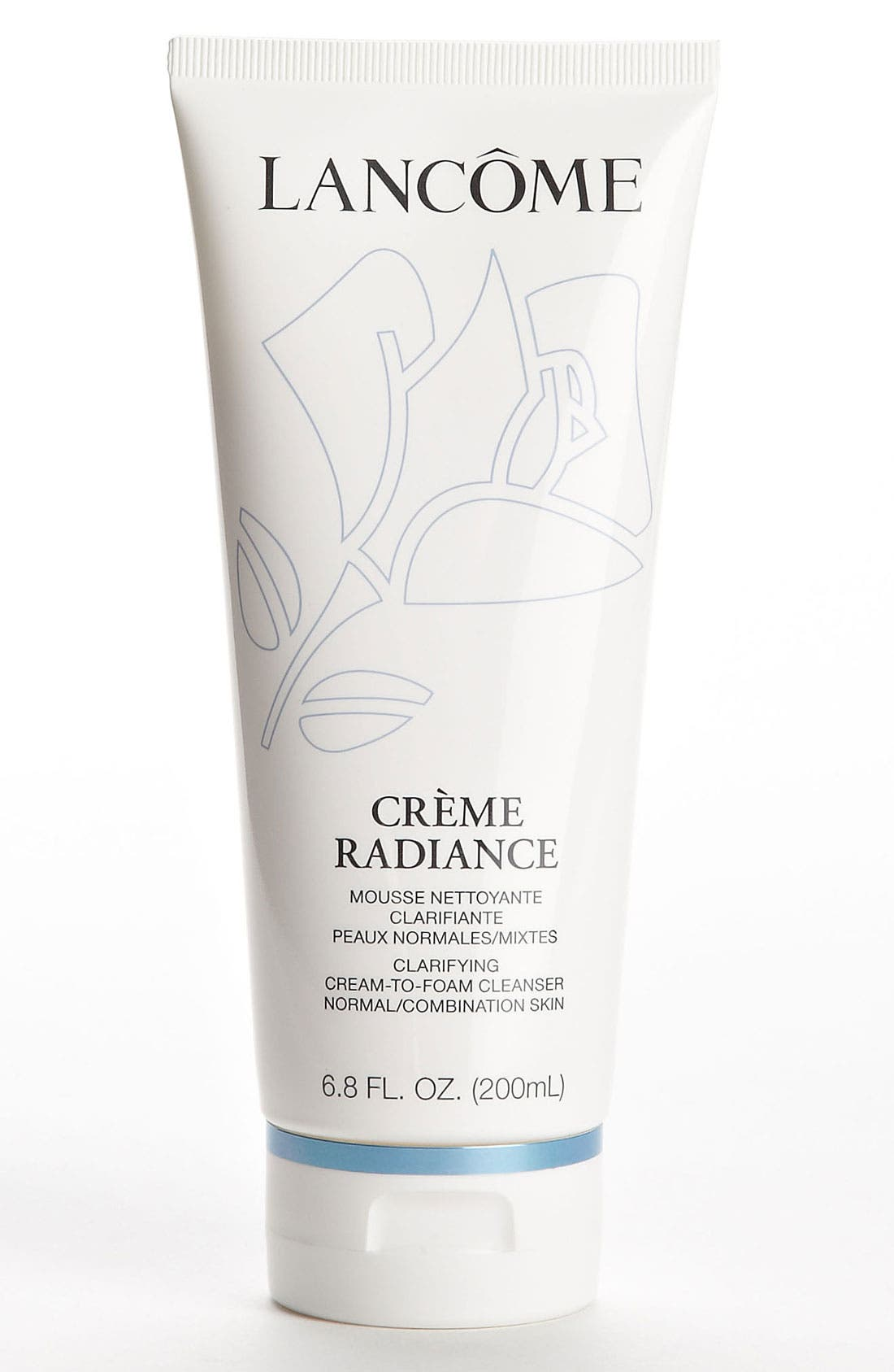 Crème Radiance Clarifying Cleanser,                             Main thumbnail 1, color,                             NO COLOR
