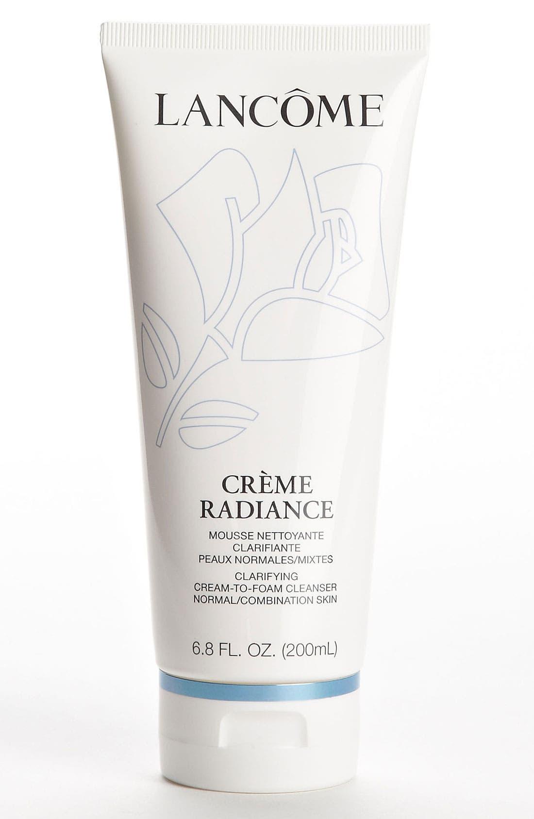 Crème Radiance Clarifying Cleanser,                         Main,                         color, NO COLOR
