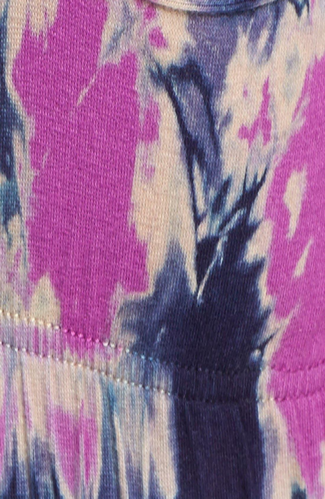 'Free Spirit' Tie Dye Bra,                             Alternate thumbnail 3, color,                             400