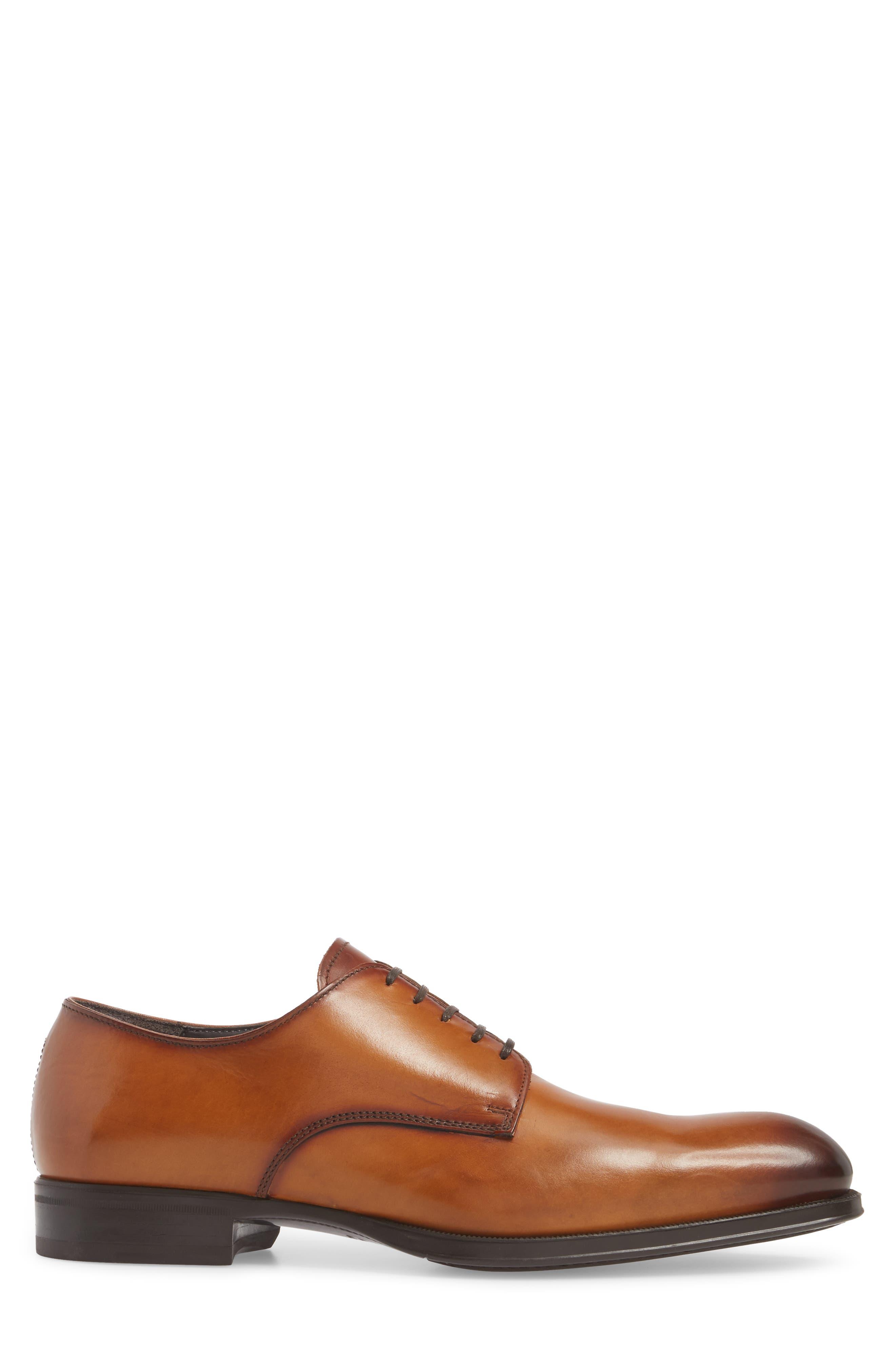 'Buchanan' Plain Toe Derby,                             Alternate thumbnail 3, color,                             245
