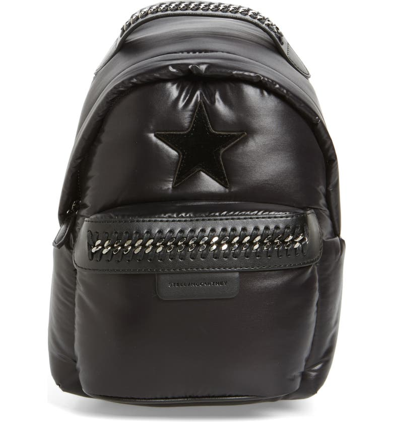STELLA MCCARTNEY Mini Falabella Go Star Backpack e85c1b9fbbd98