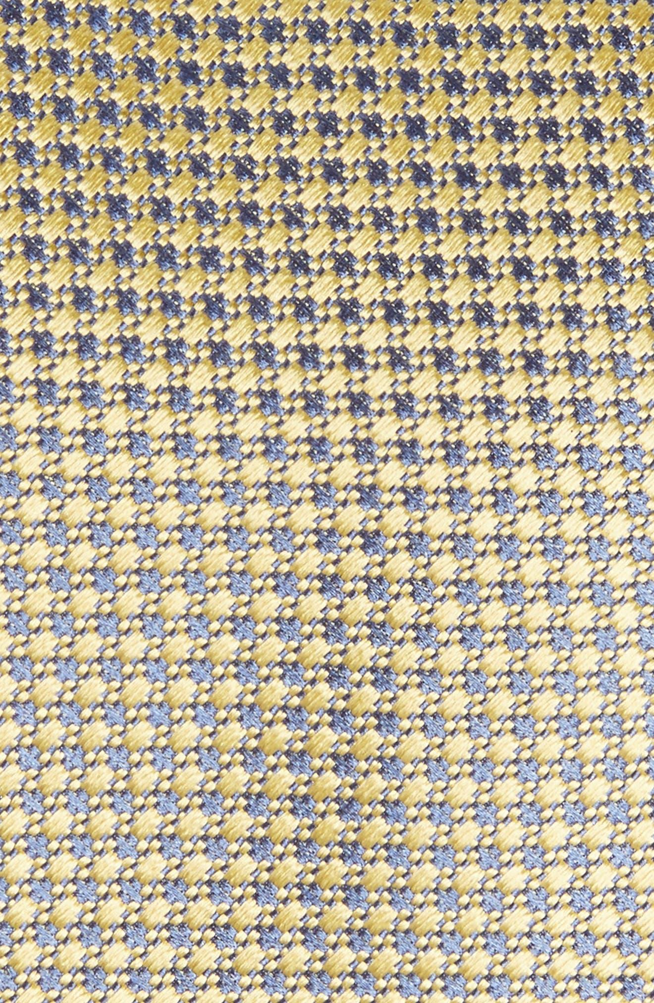 Geometric Silk Tie,                             Alternate thumbnail 8, color,
