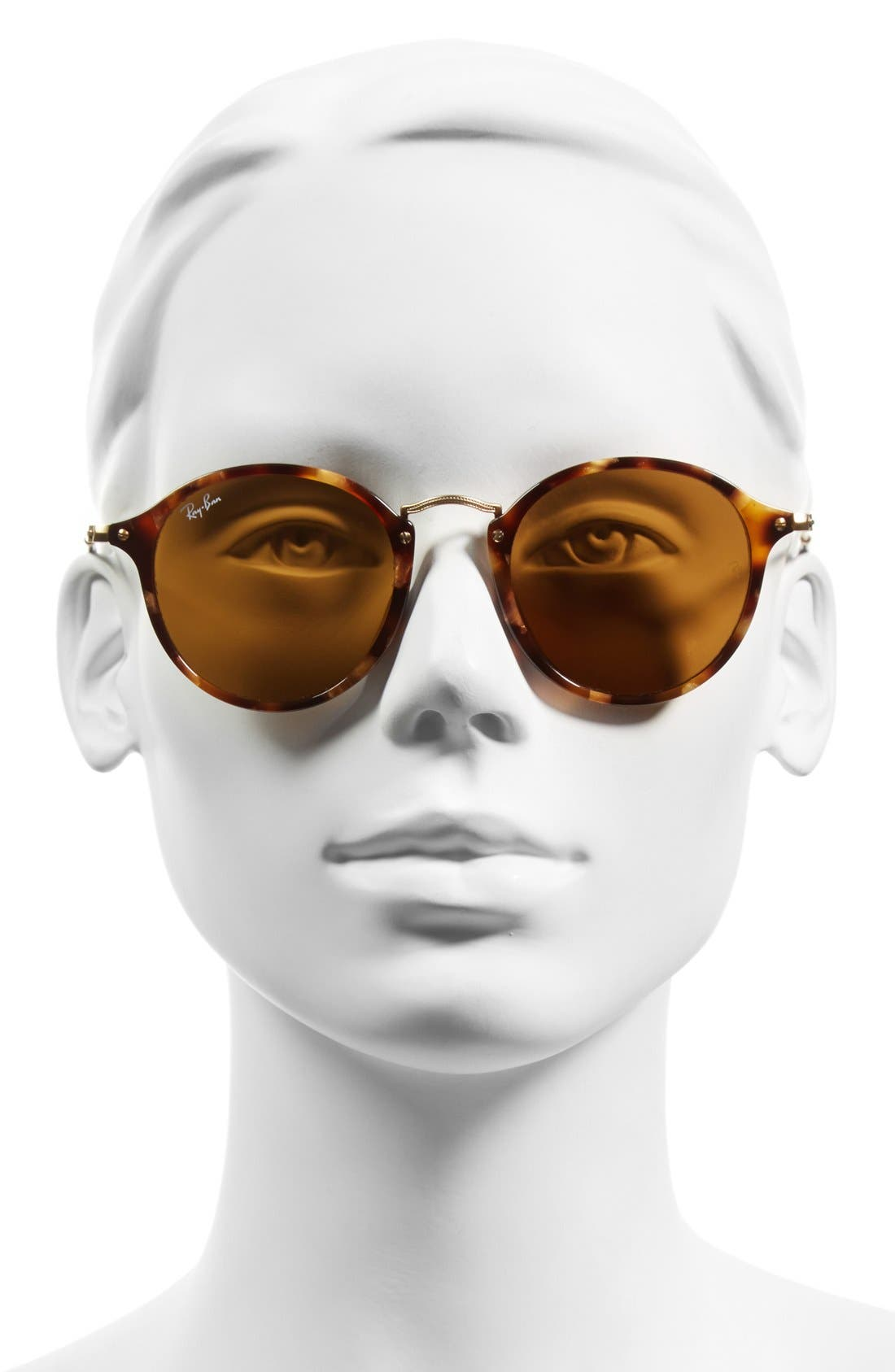 'Icon' 49mm Sunglasses,                             Alternate thumbnail 8, color,