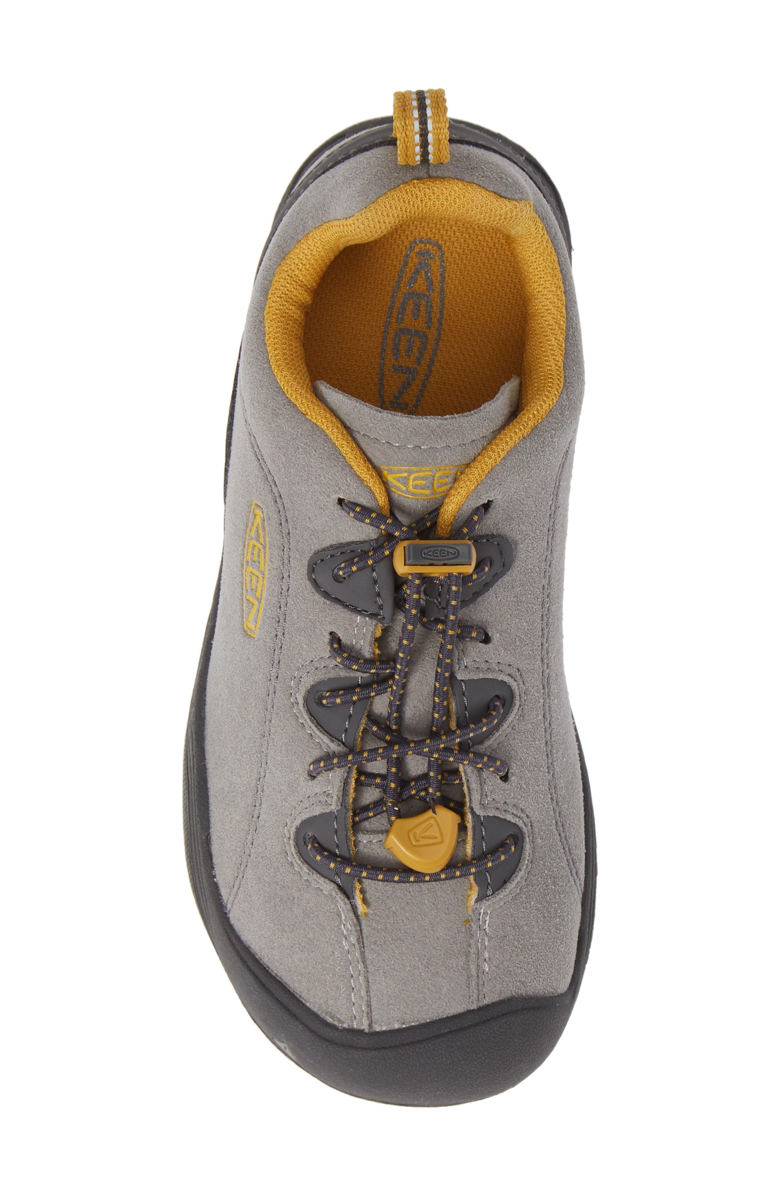 Jasper Sneaker,                             Alternate thumbnail 5, color,                             GREY/ ARROWWOOD