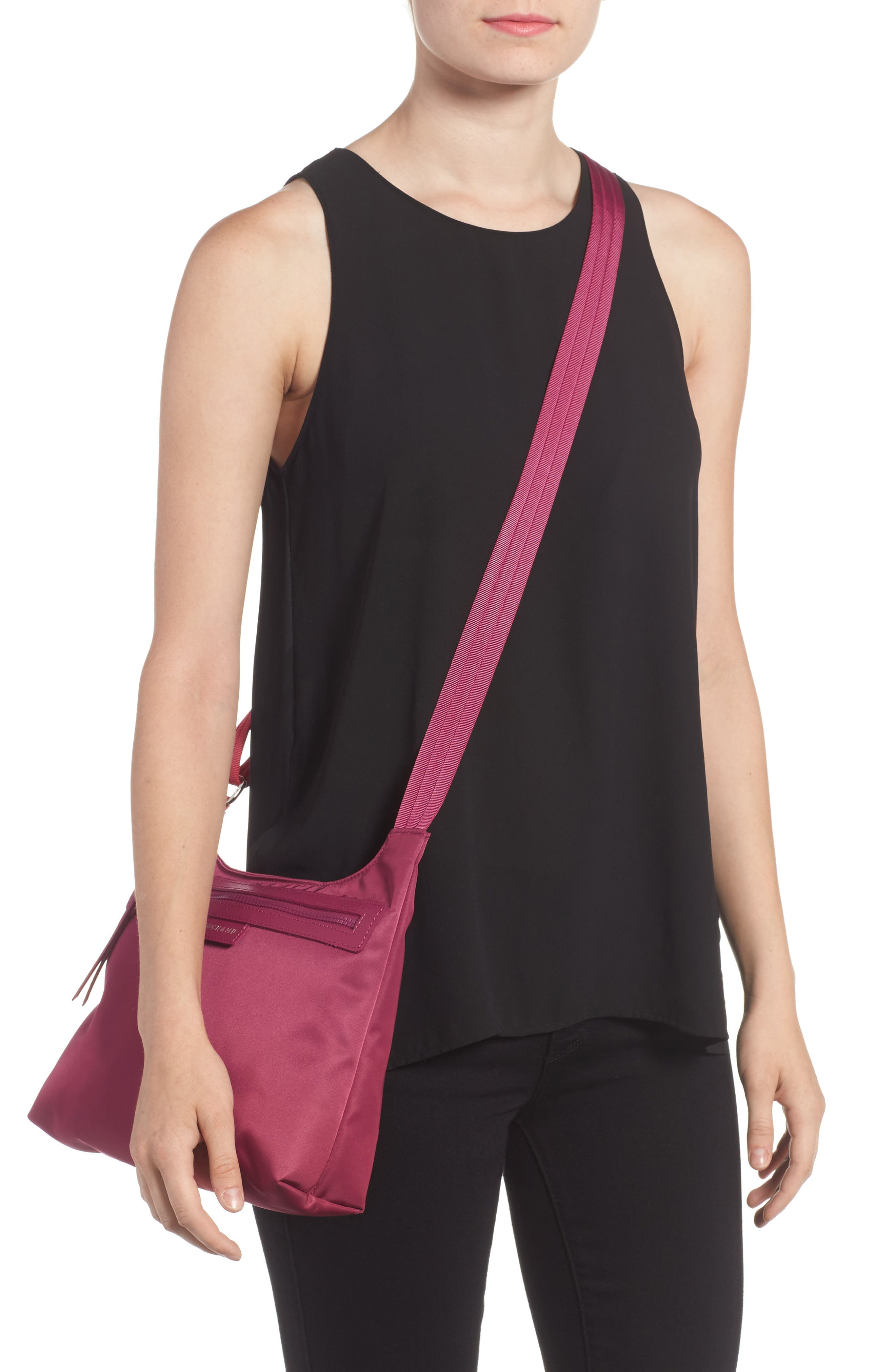 Le Pliage Neo Nylon Crossbody Bag,                             Alternate thumbnail 2, color,                             650