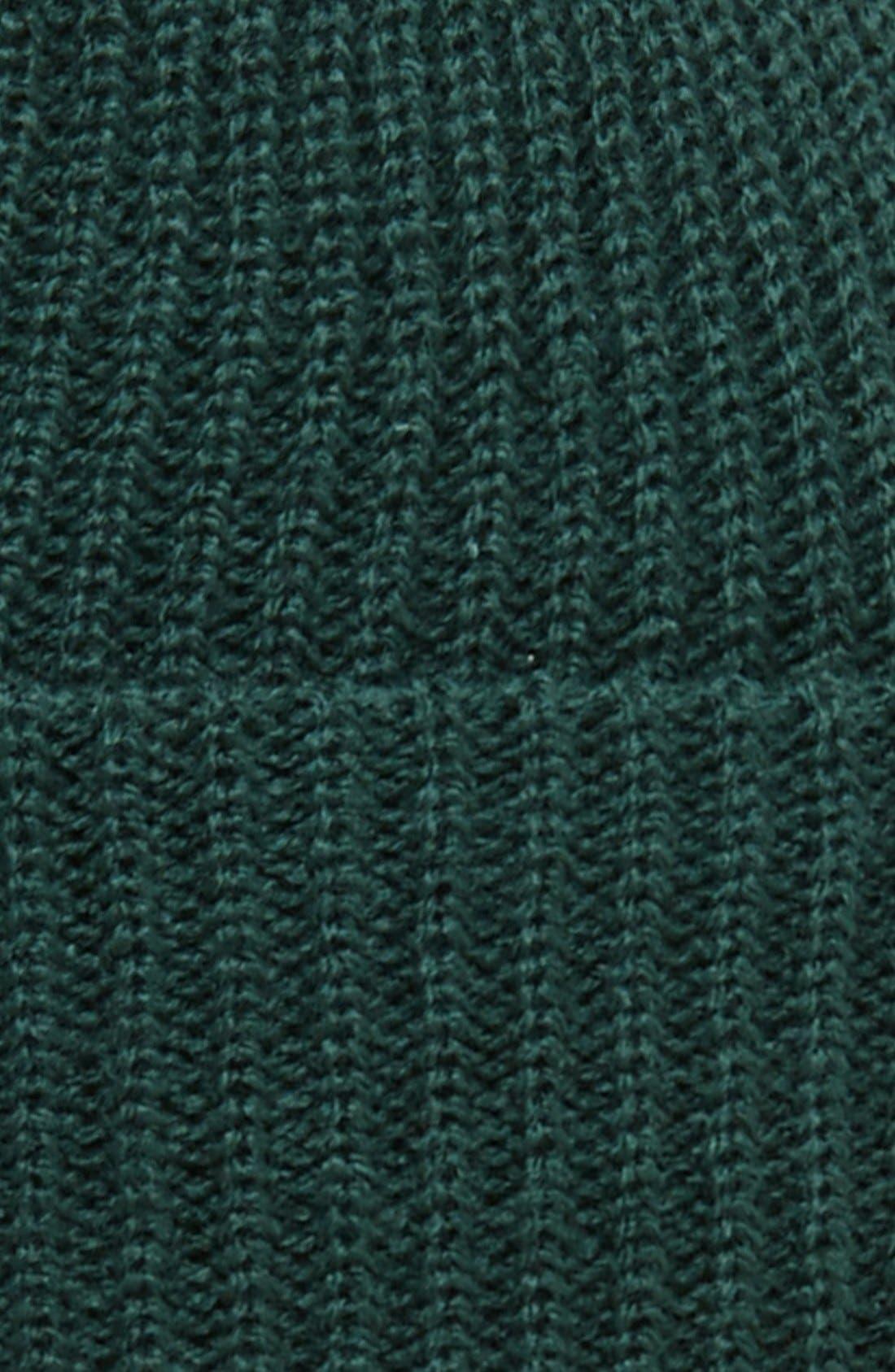 'Heist' Rib Knit Cap,                             Alternate thumbnail 18, color,