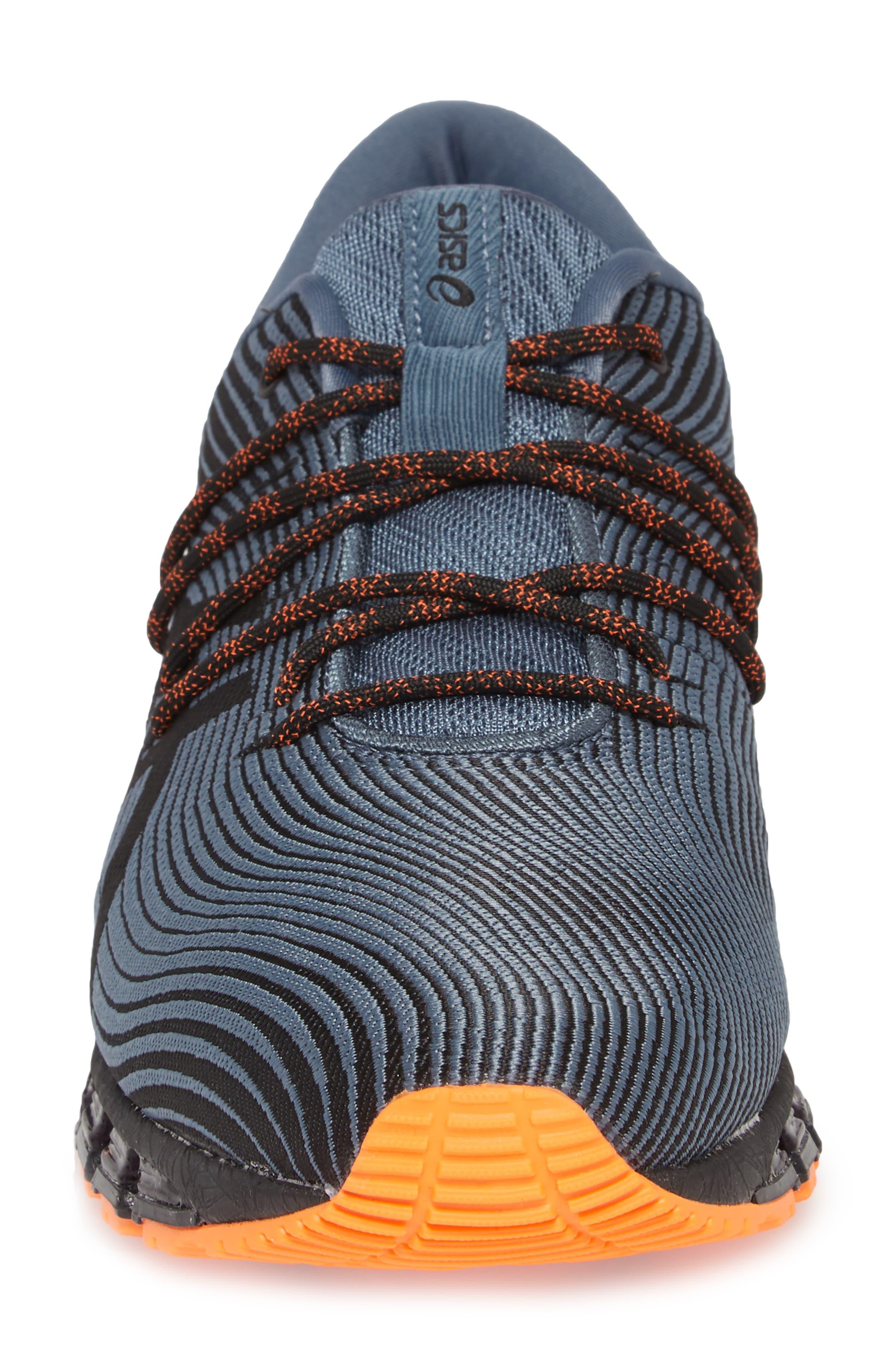 GEL-Quantum 360 4 Running Shoe,                             Alternate thumbnail 4, color,                             IRON CLAD/ BLACK