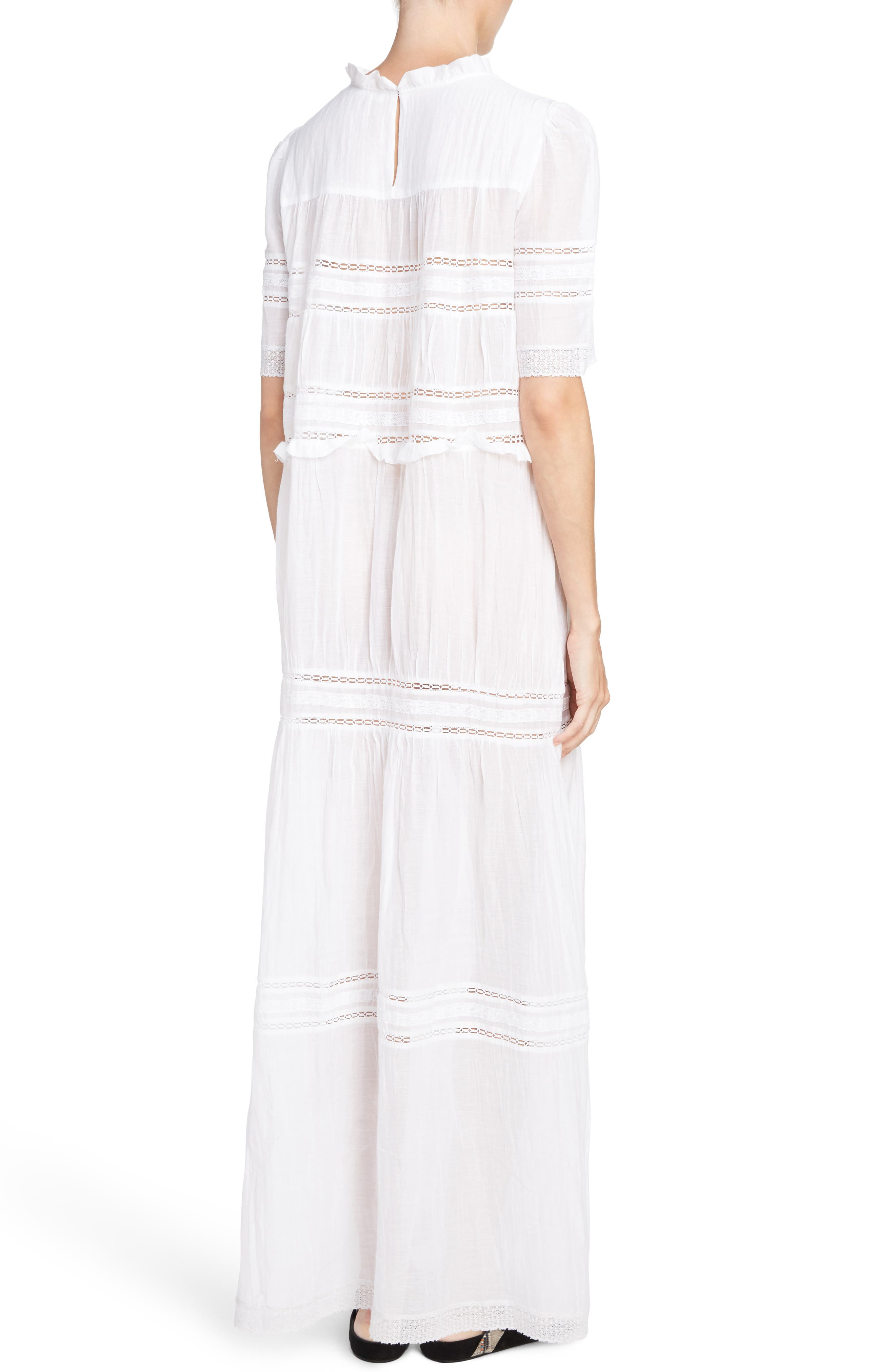 Vealy Maxi Dress,                             Alternate thumbnail 2, color,                             100