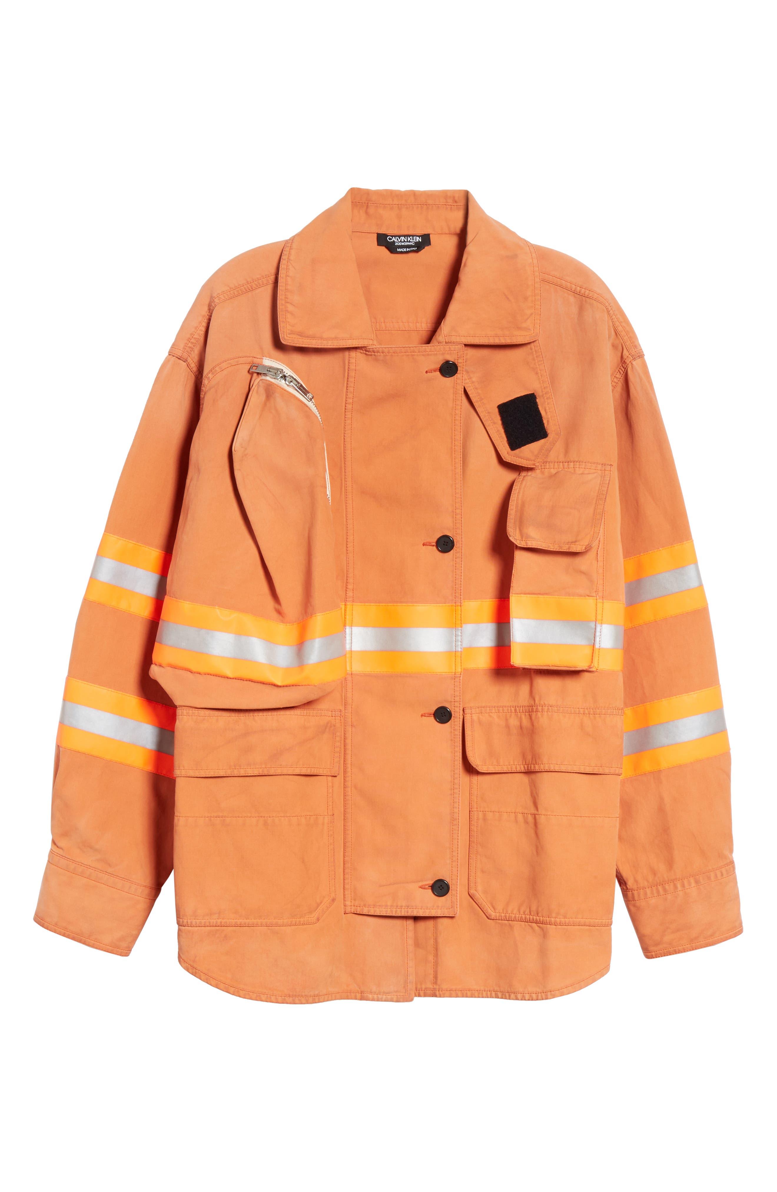 Fireman Jacket,                             Alternate thumbnail 5, color,                             803