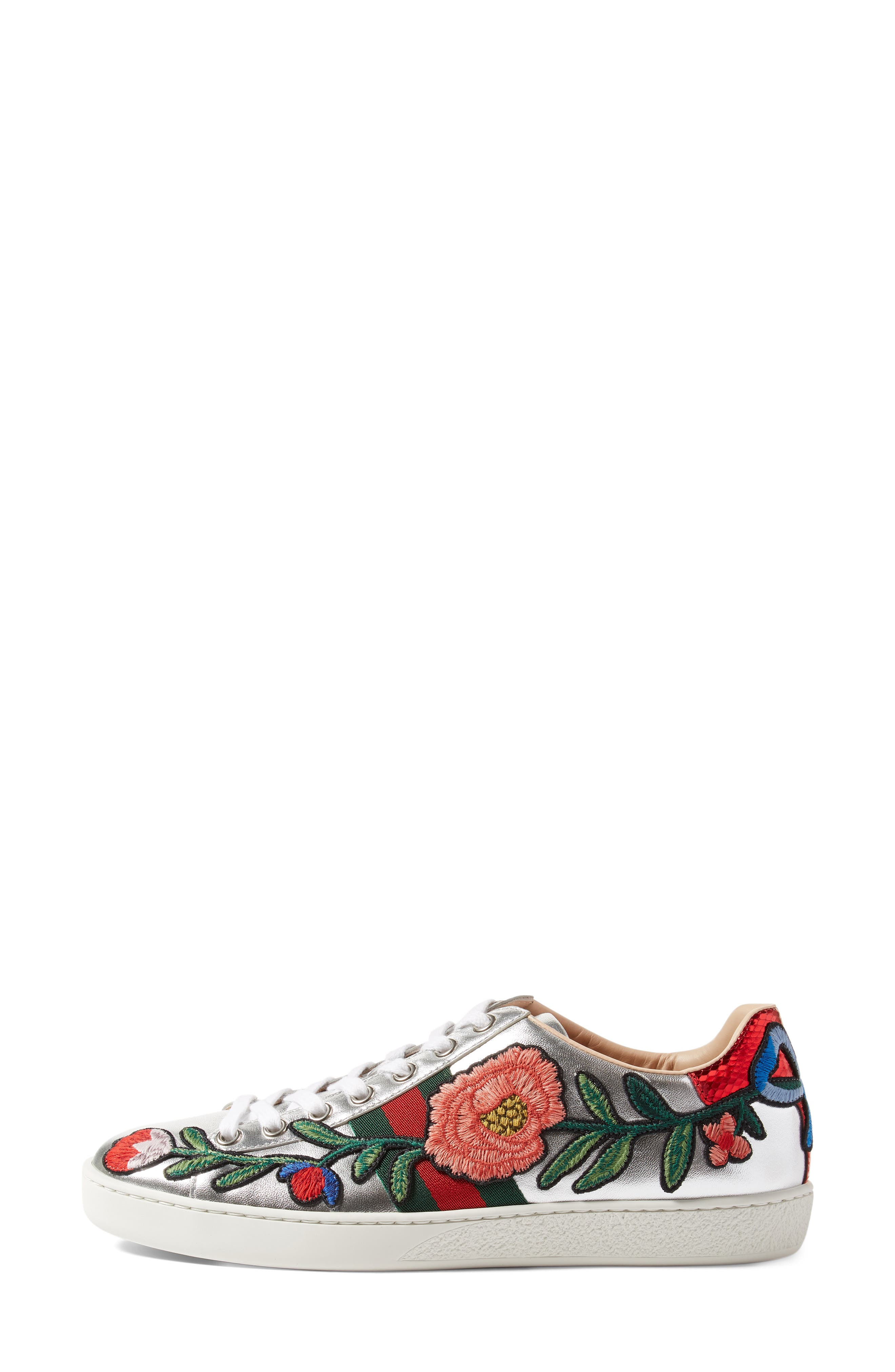 'New Ace' Low Top Sneaker,                             Alternate thumbnail 23, color,