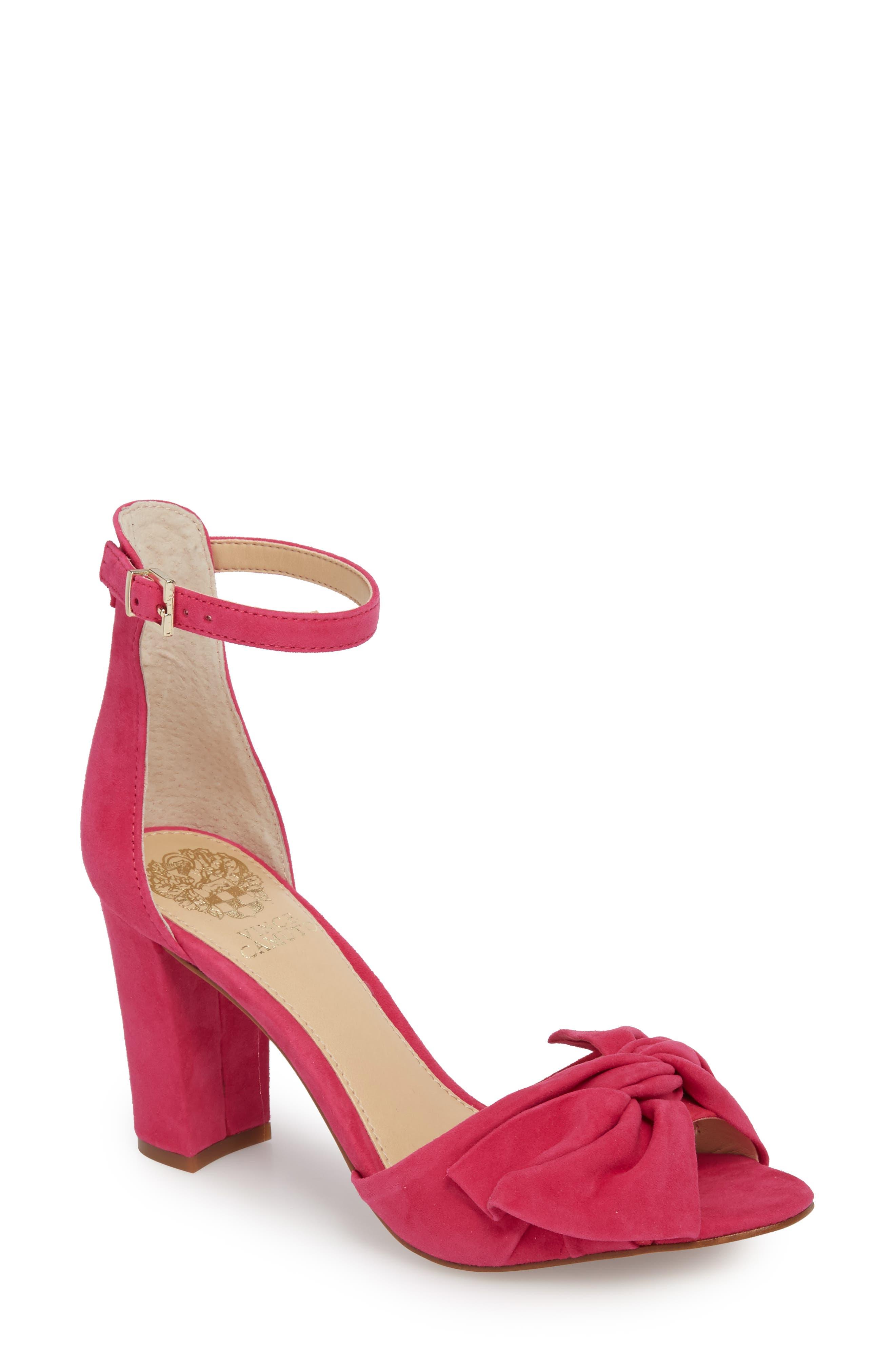 Carrelen Block Heel Sandal,                             Main thumbnail 3, color,