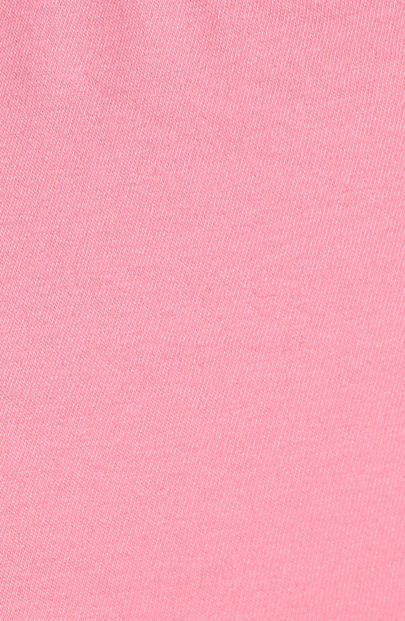 FENTY PUMA by Rihanna Crop Tee,                             Alternate thumbnail 6, color,                             690