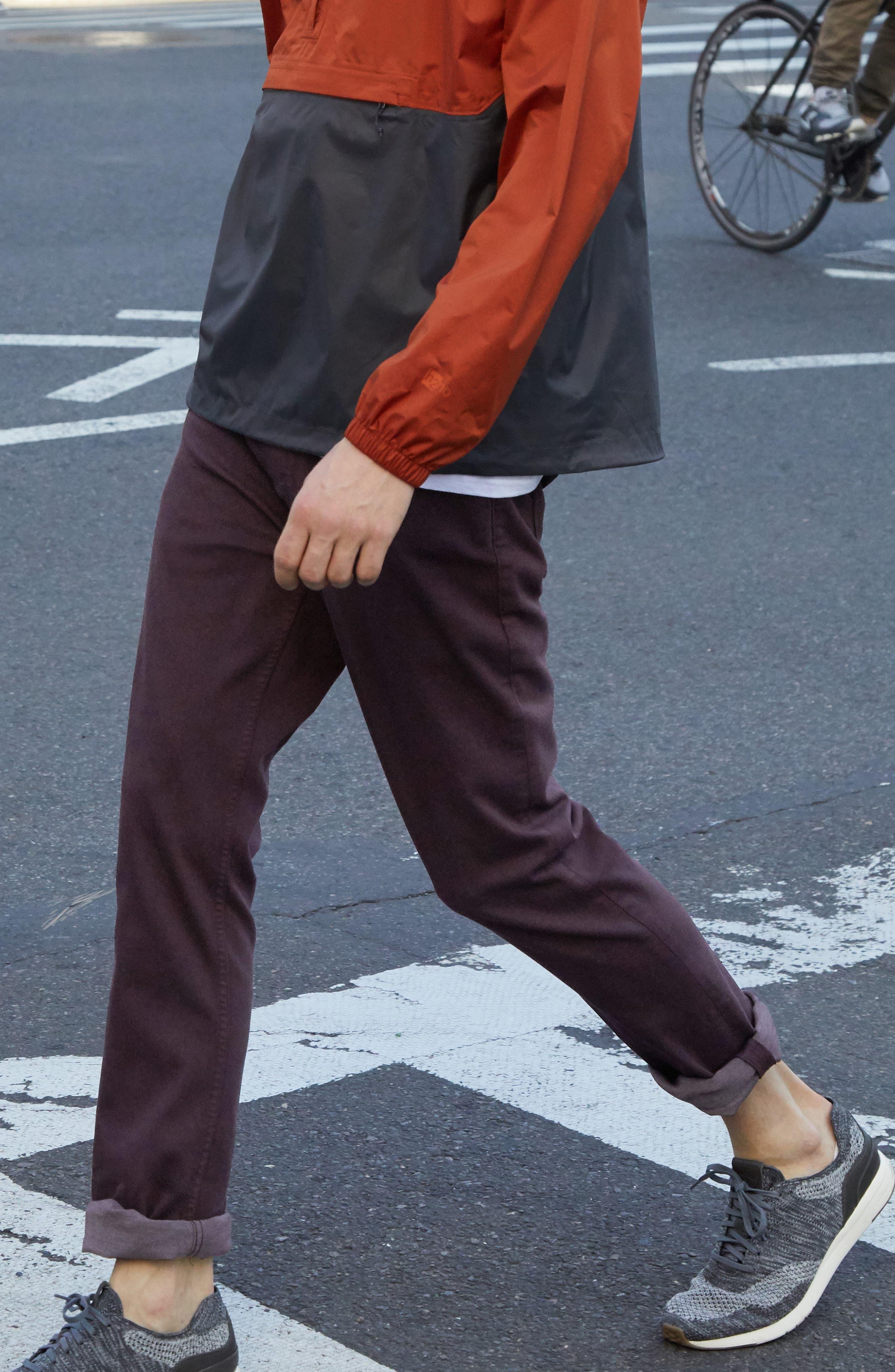 Torrentshell Packable Regular Fit Rain Jacket,                             Alternate thumbnail 8, color,                             COPPER ORE