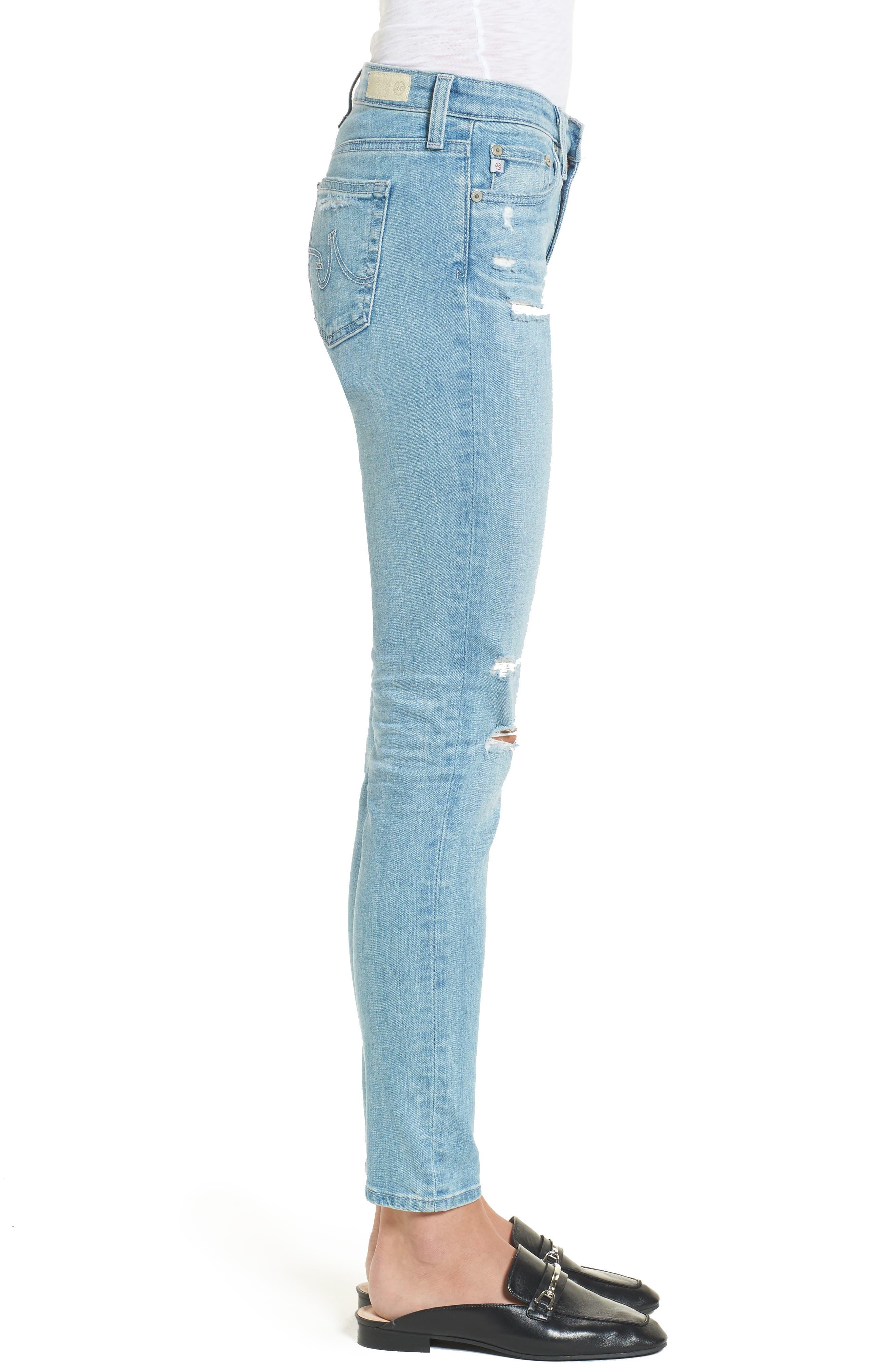 The Legging Ankle Super Skinny Jeans,                             Alternate thumbnail 38, color,
