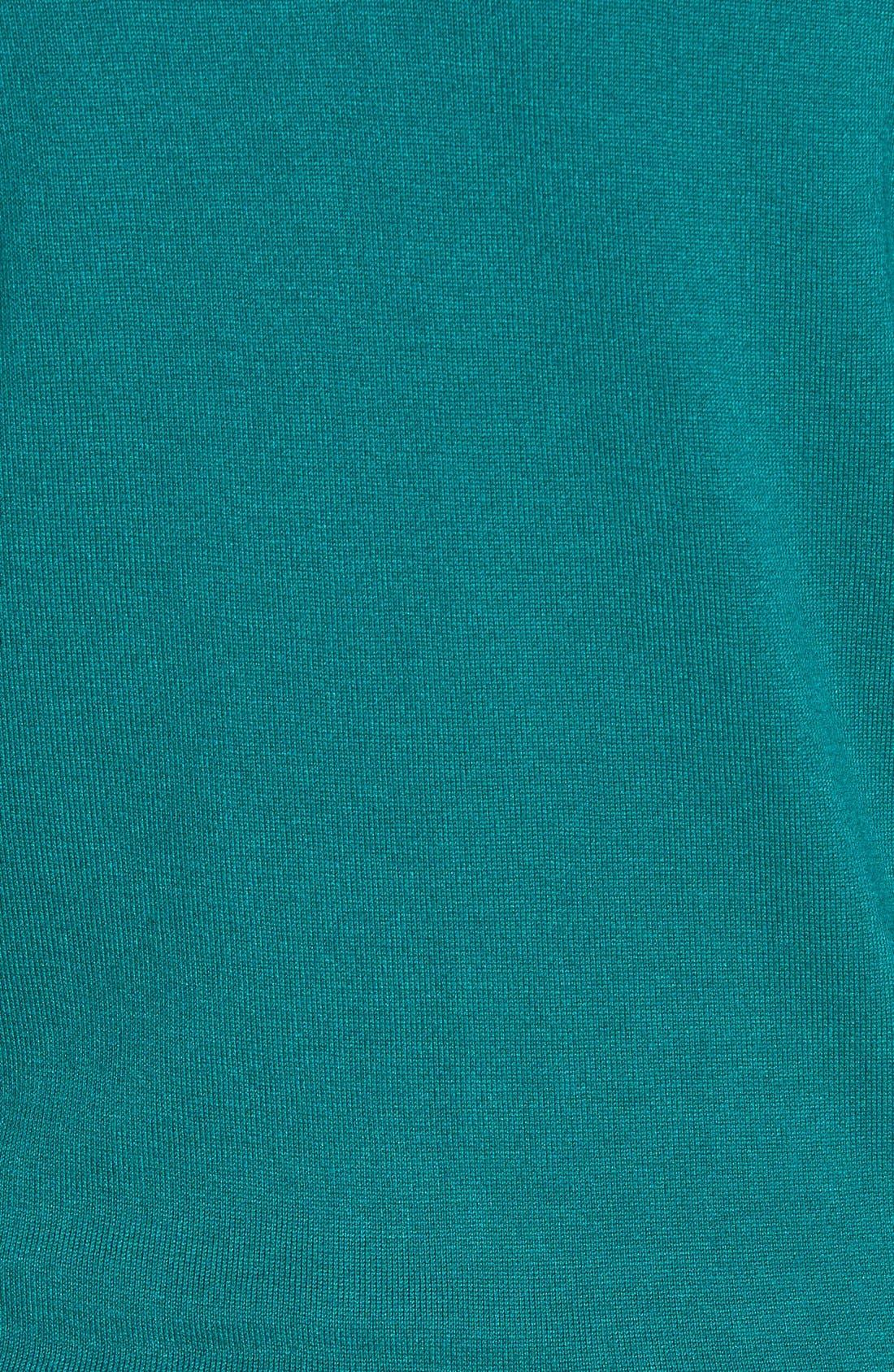 Three Quarter Sleeve Cardigan,                             Alternate thumbnail 254, color,