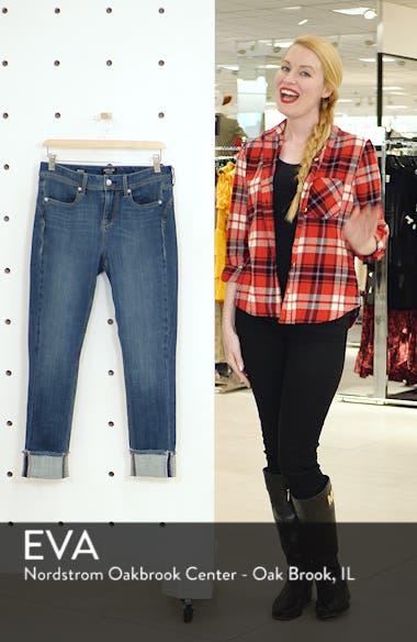 Boost Raw Cuff Skinny Jeans, sales video thumbnail