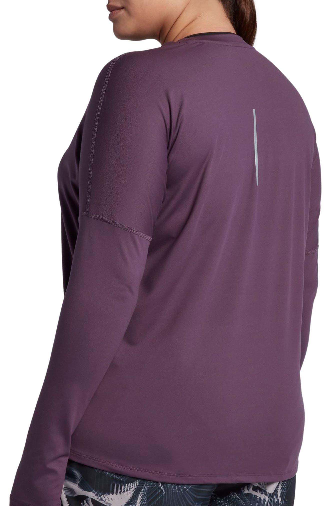 Dry Element Long Sleeve Top,                             Alternate thumbnail 6, color,