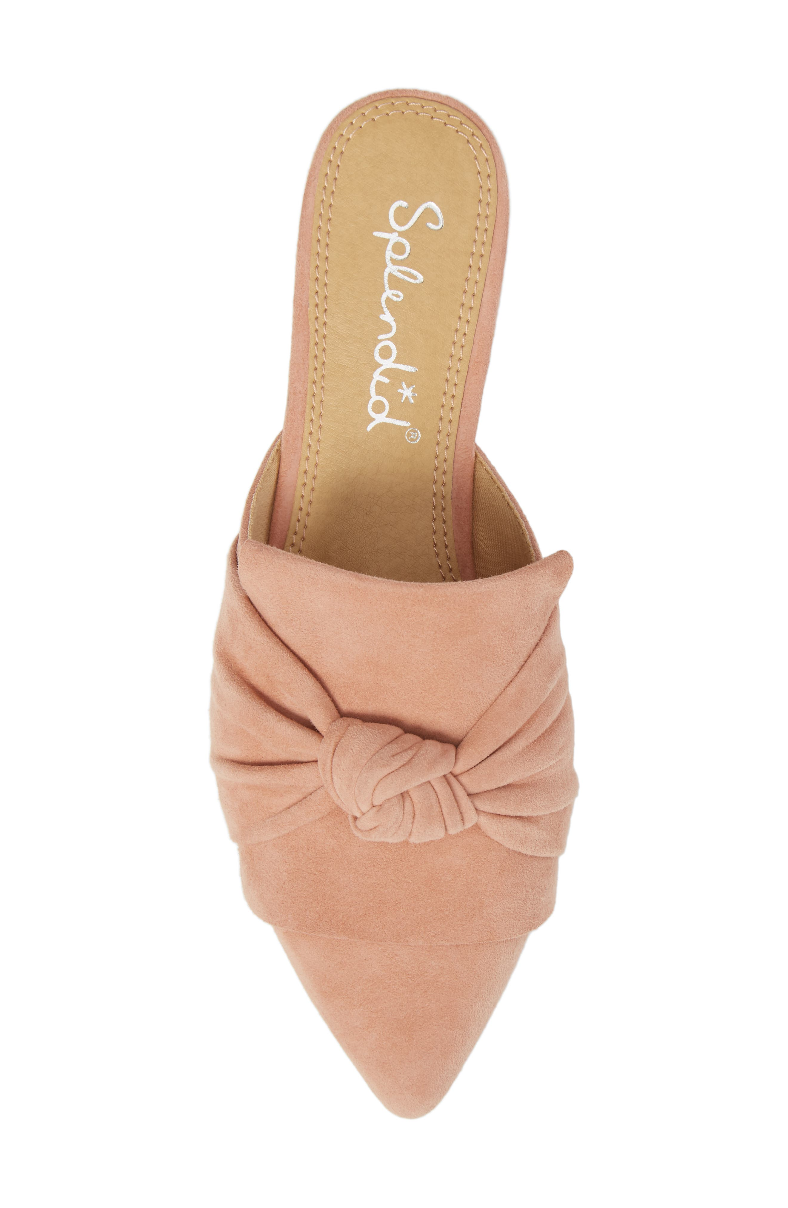 Bassett Knotted Pointy Toe Mule,                             Alternate thumbnail 15, color,
