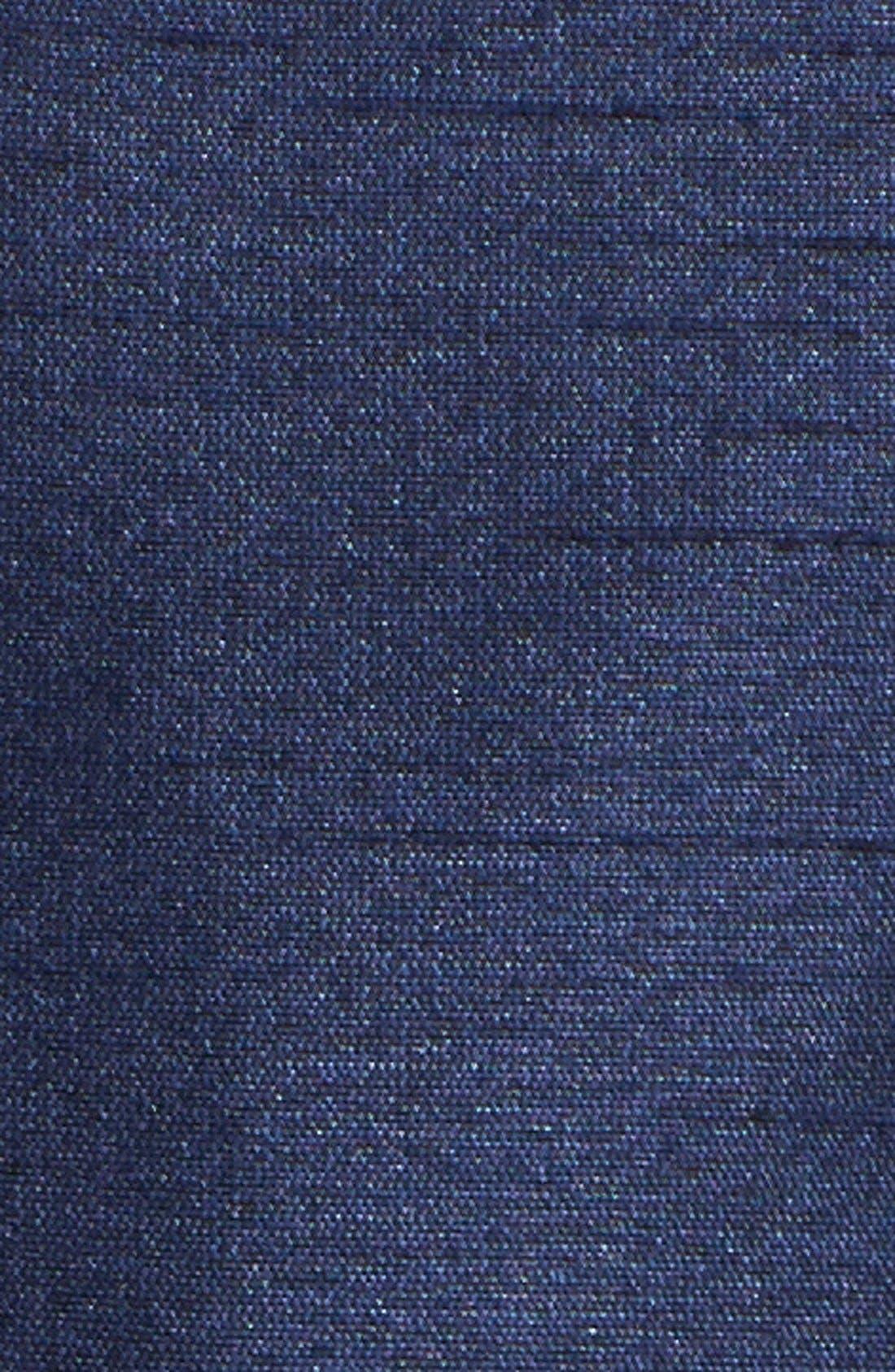 Dupioni Fit & Flare Dress,                             Alternate thumbnail 29, color,