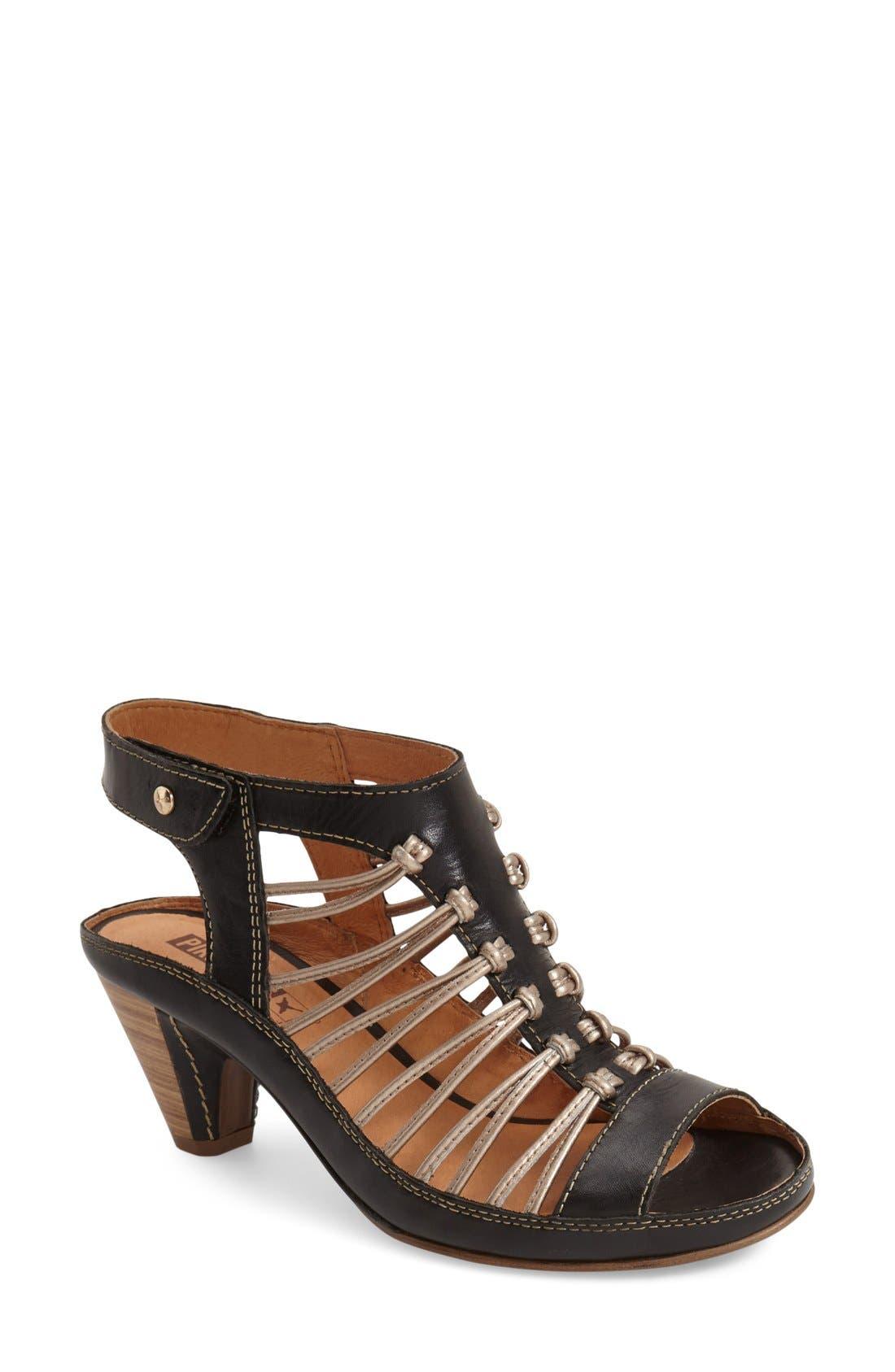 'Java' Sandal,                         Main,                         color, 001