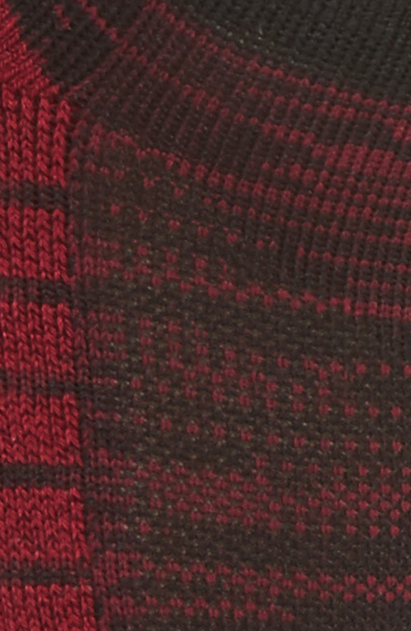 Circuit Athletic Low Cut Socks,                             Alternate thumbnail 4, color,