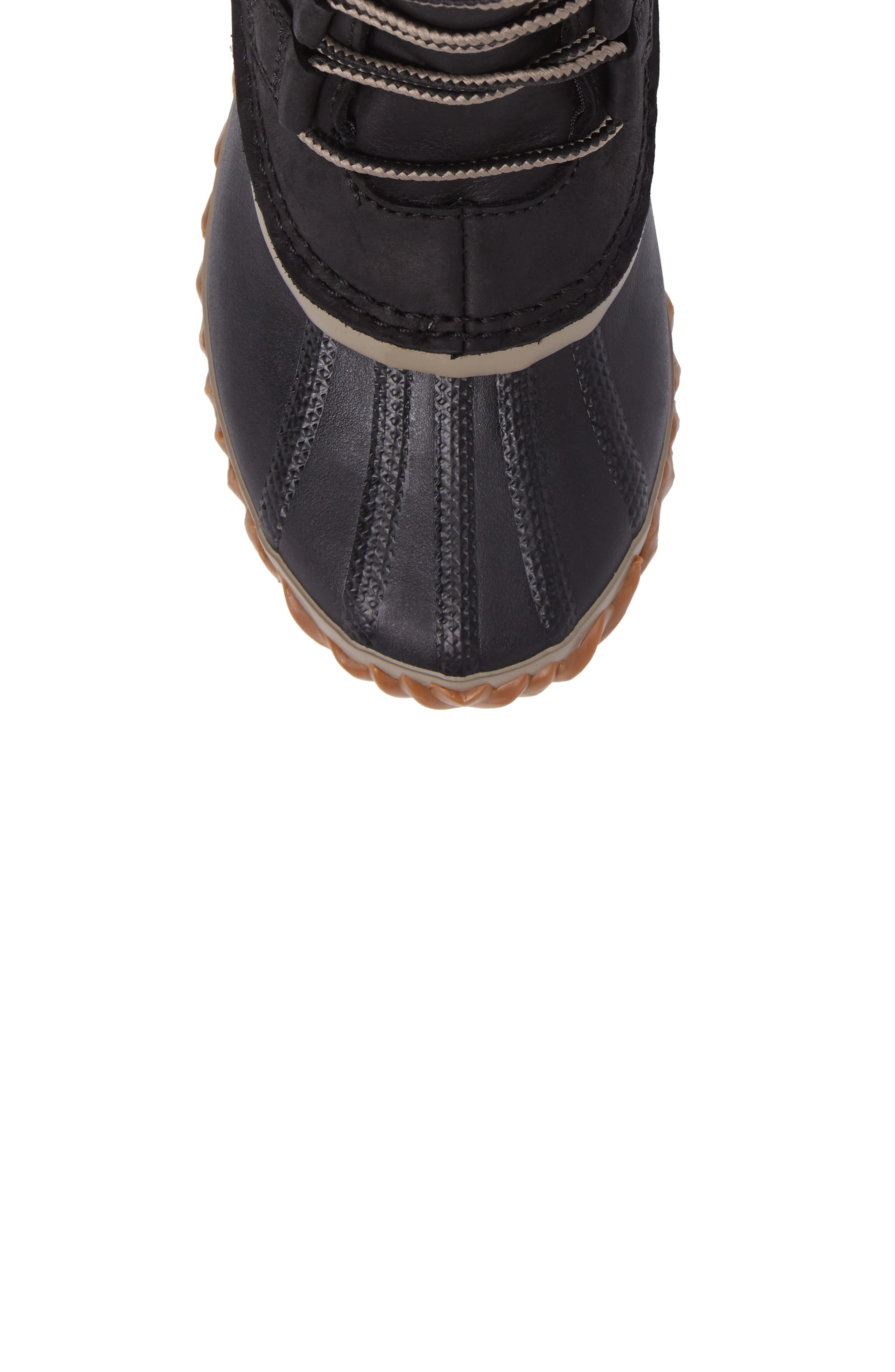 'Out N About' Leather Boot,                             Alternate thumbnail 44, color,