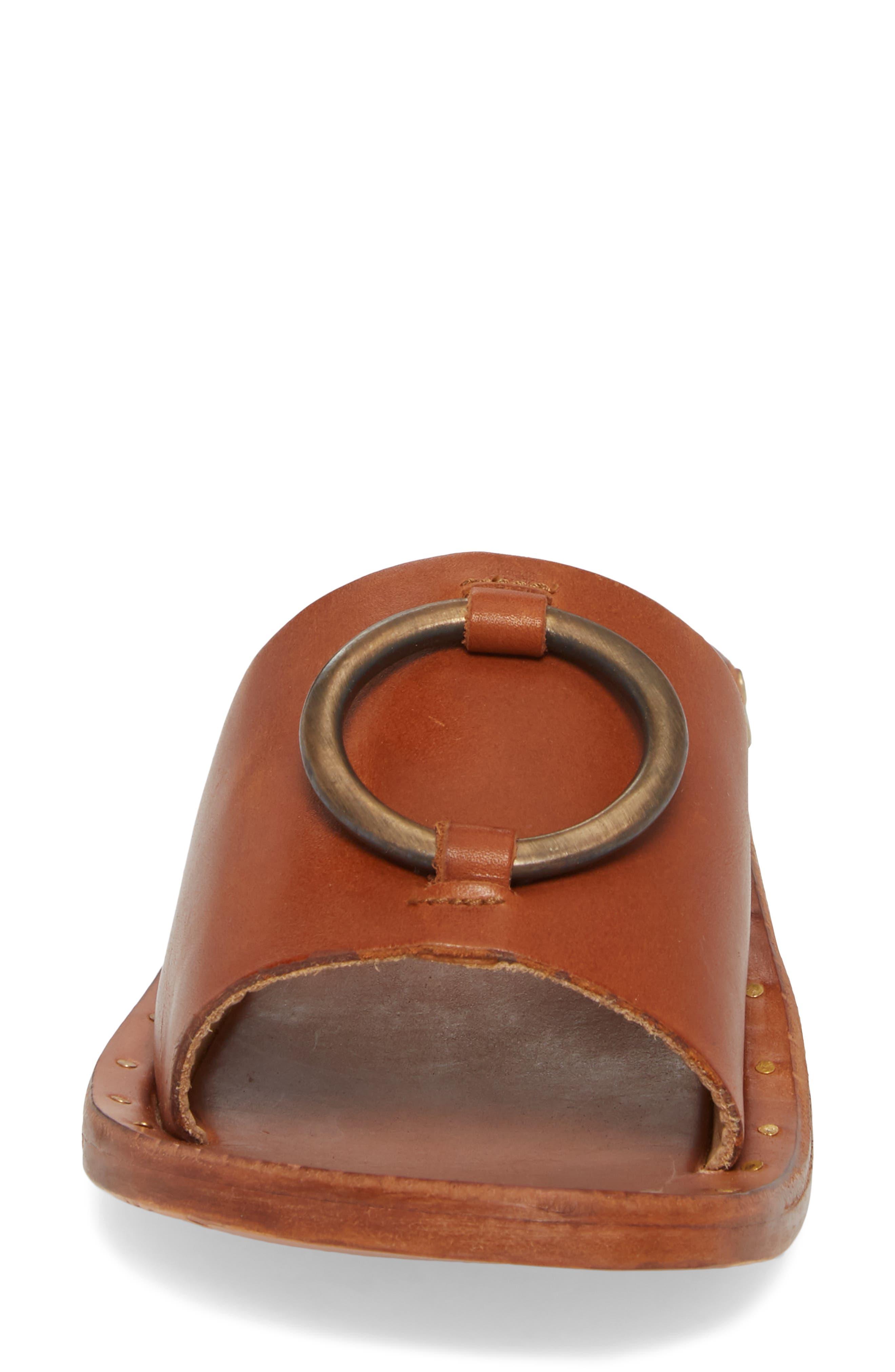 Cockatoo Slide Sandal,                             Alternate thumbnail 4, color,