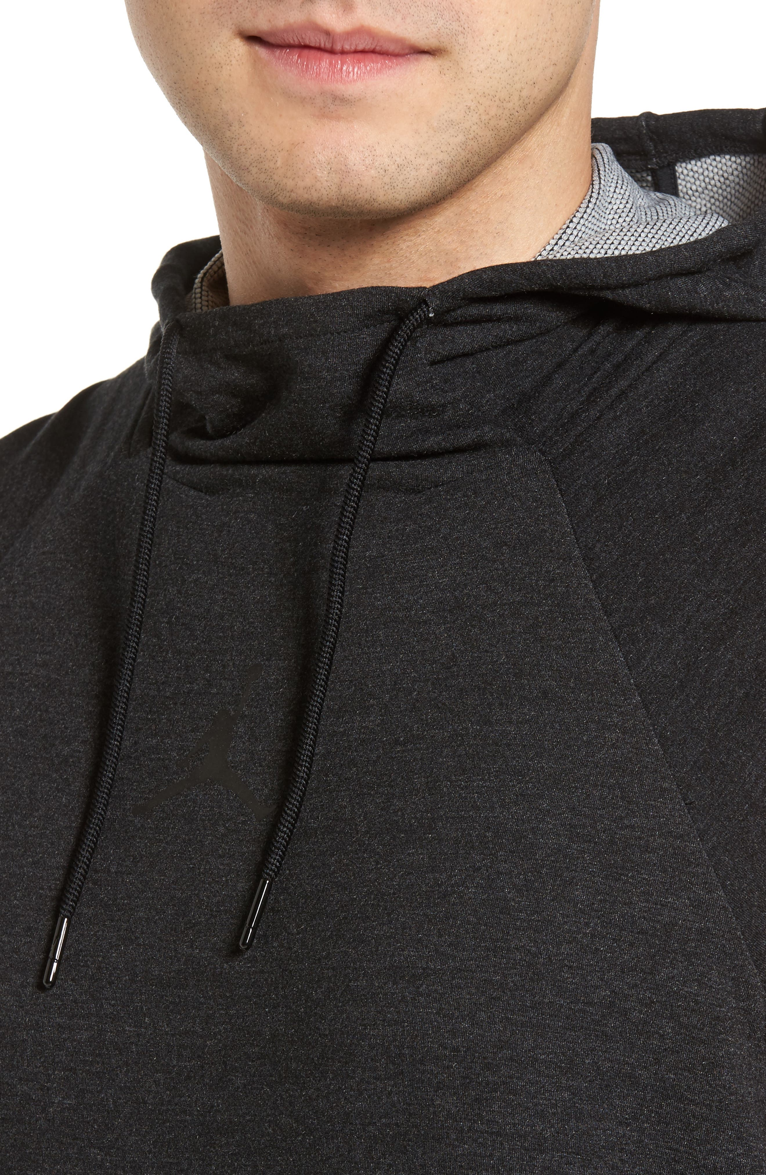 23 Tech Sphere Sleeveless Training Hoodie,                             Alternate thumbnail 4, color,                             010