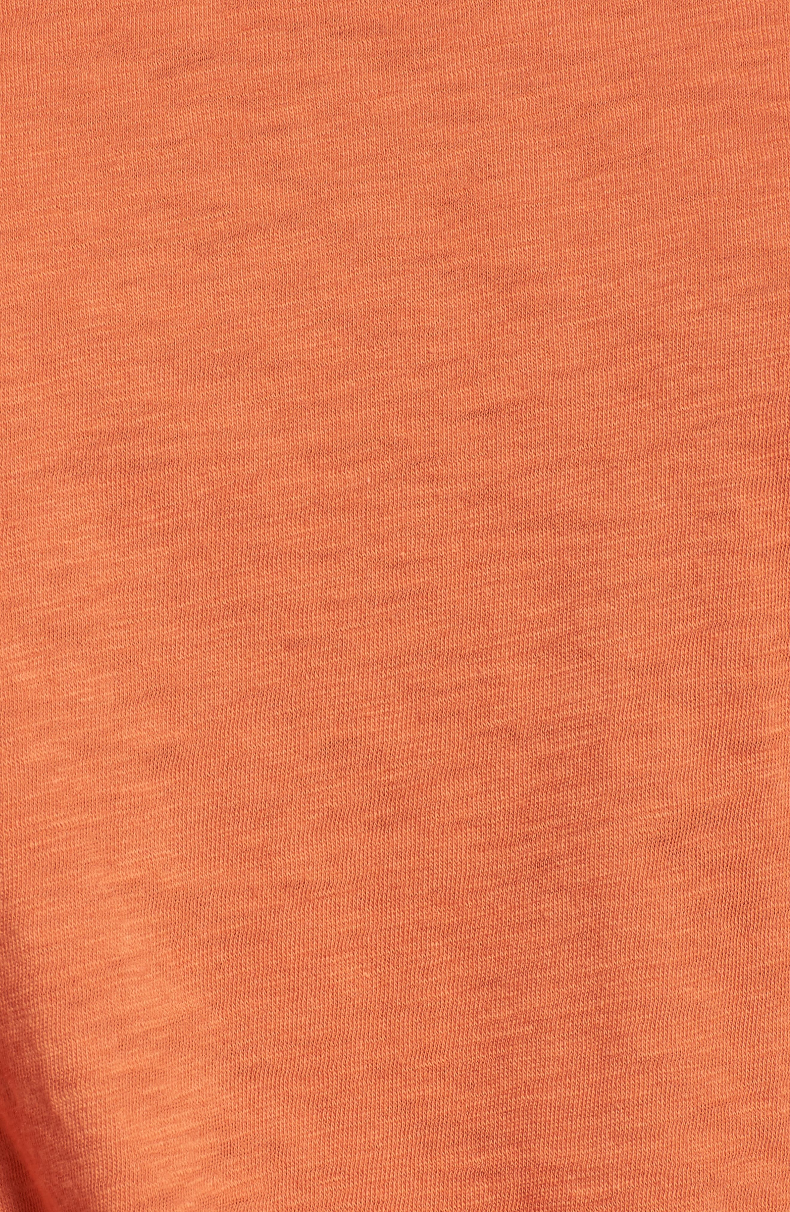 Knotted Tee,                             Alternate thumbnail 55, color,
