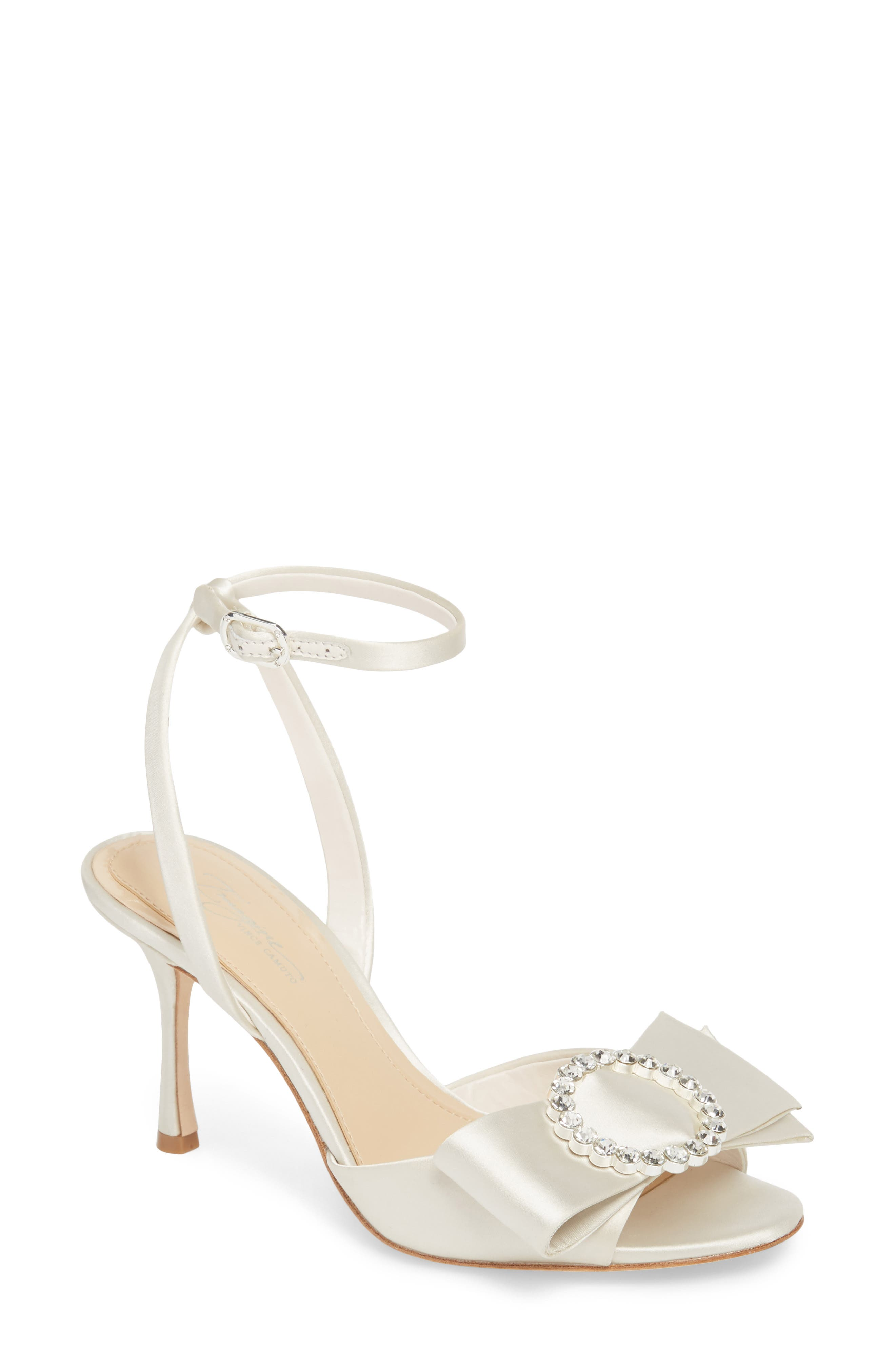 Imagine By Vince Camuto Belia Sandal- White