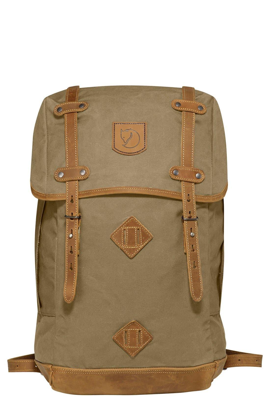 'Rucksack No. 21' Large Backpack,                             Main thumbnail 4, color,