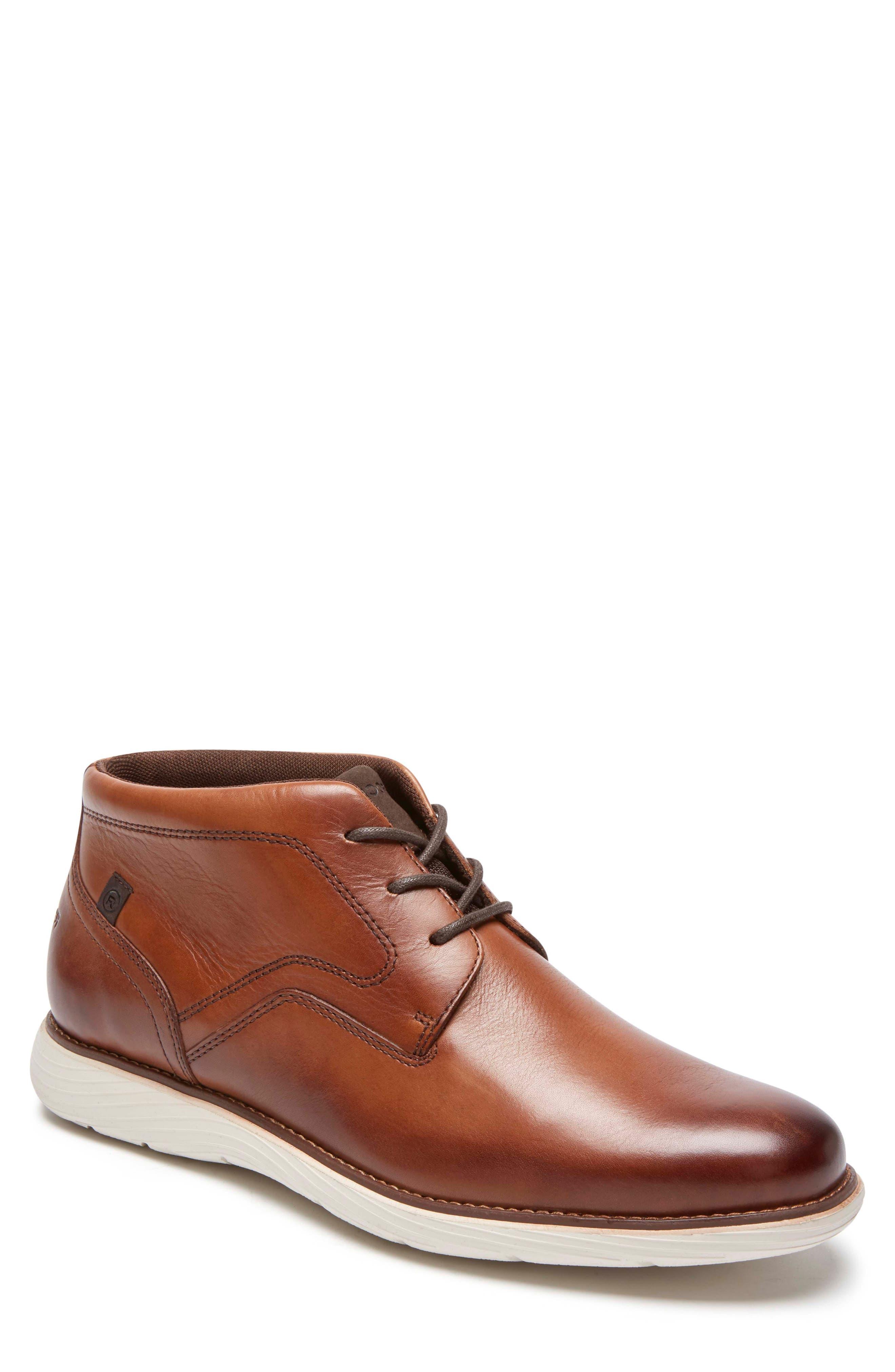 Rockport Kessler Chukka Boot- Brown