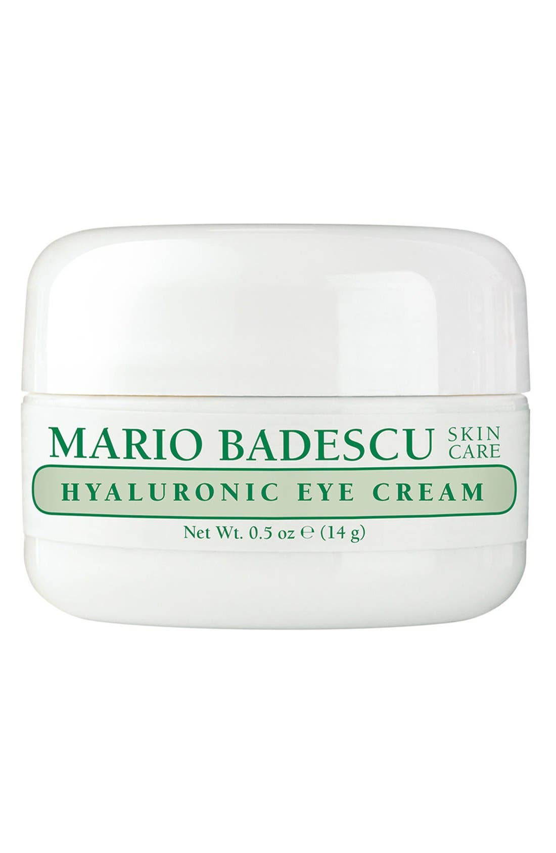 Hyaluronic Eye Cream,                         Main,                         color, NONE