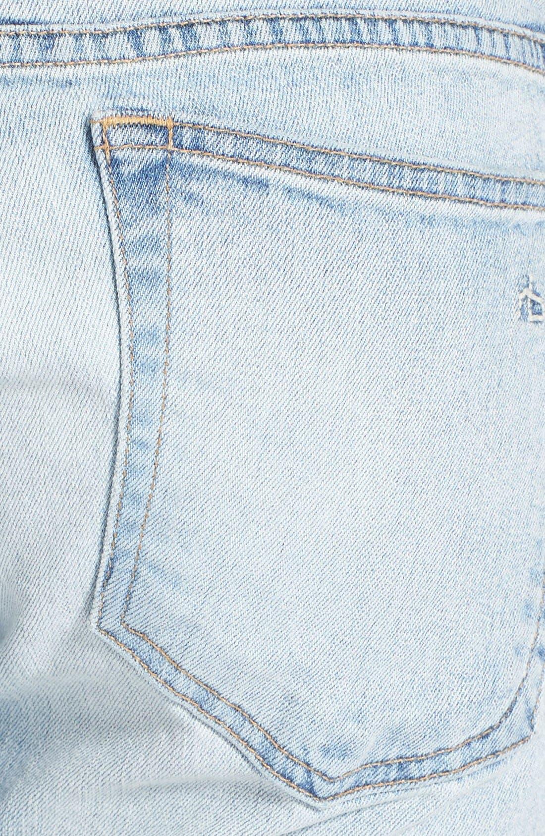 RAG & BONE,                             JEAN 'Dre' Frayed Hem Ankle Jeans,                             Alternate thumbnail 2, color,                             456