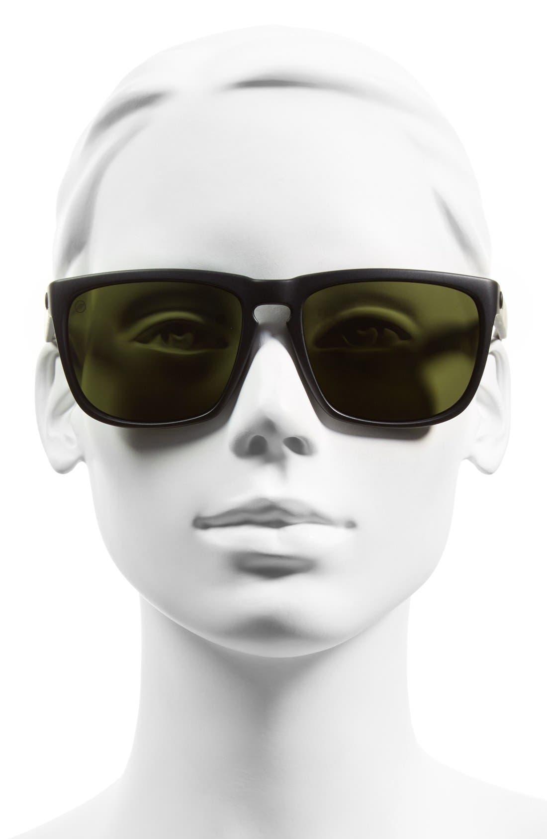 'Knoxville XL' 61mm Sunglasses,                             Alternate thumbnail 2, color,                             001