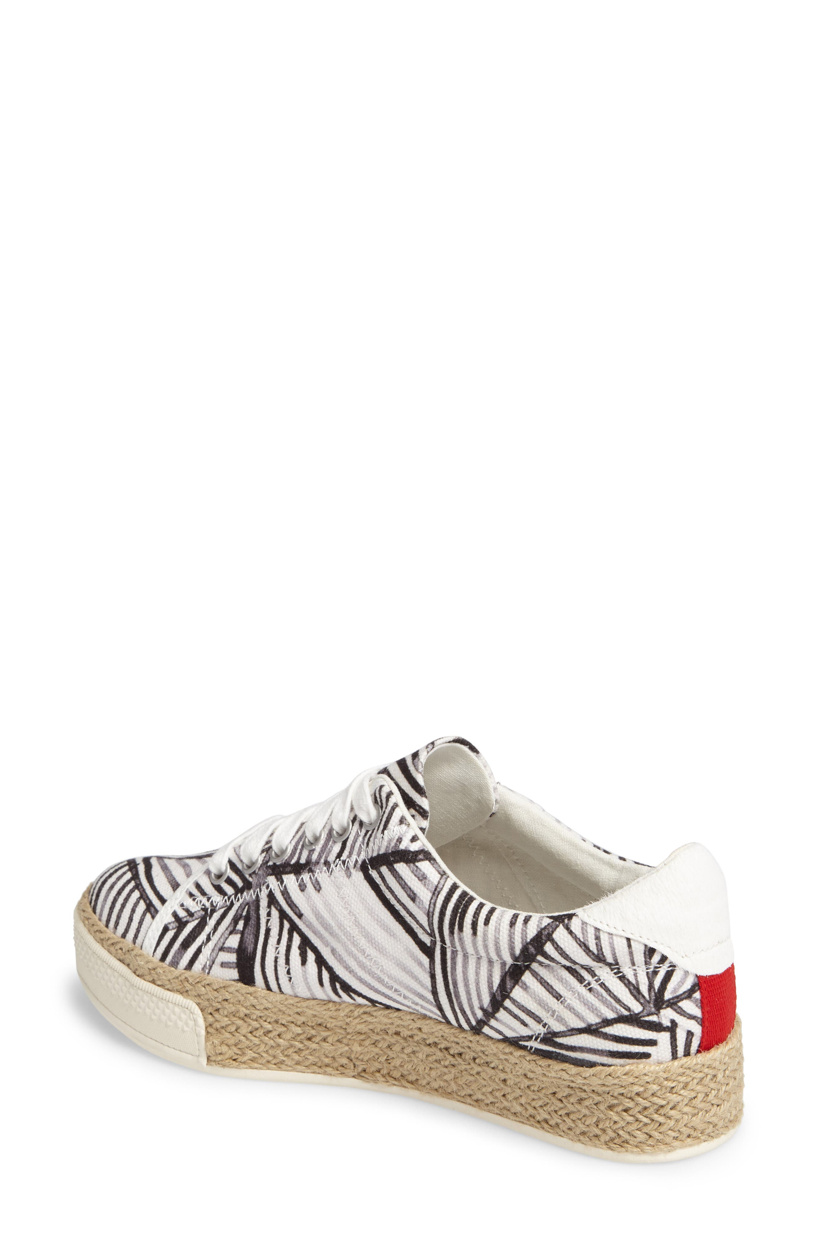 Tala Platform Sneaker,                             Alternate thumbnail 2, color,                             100