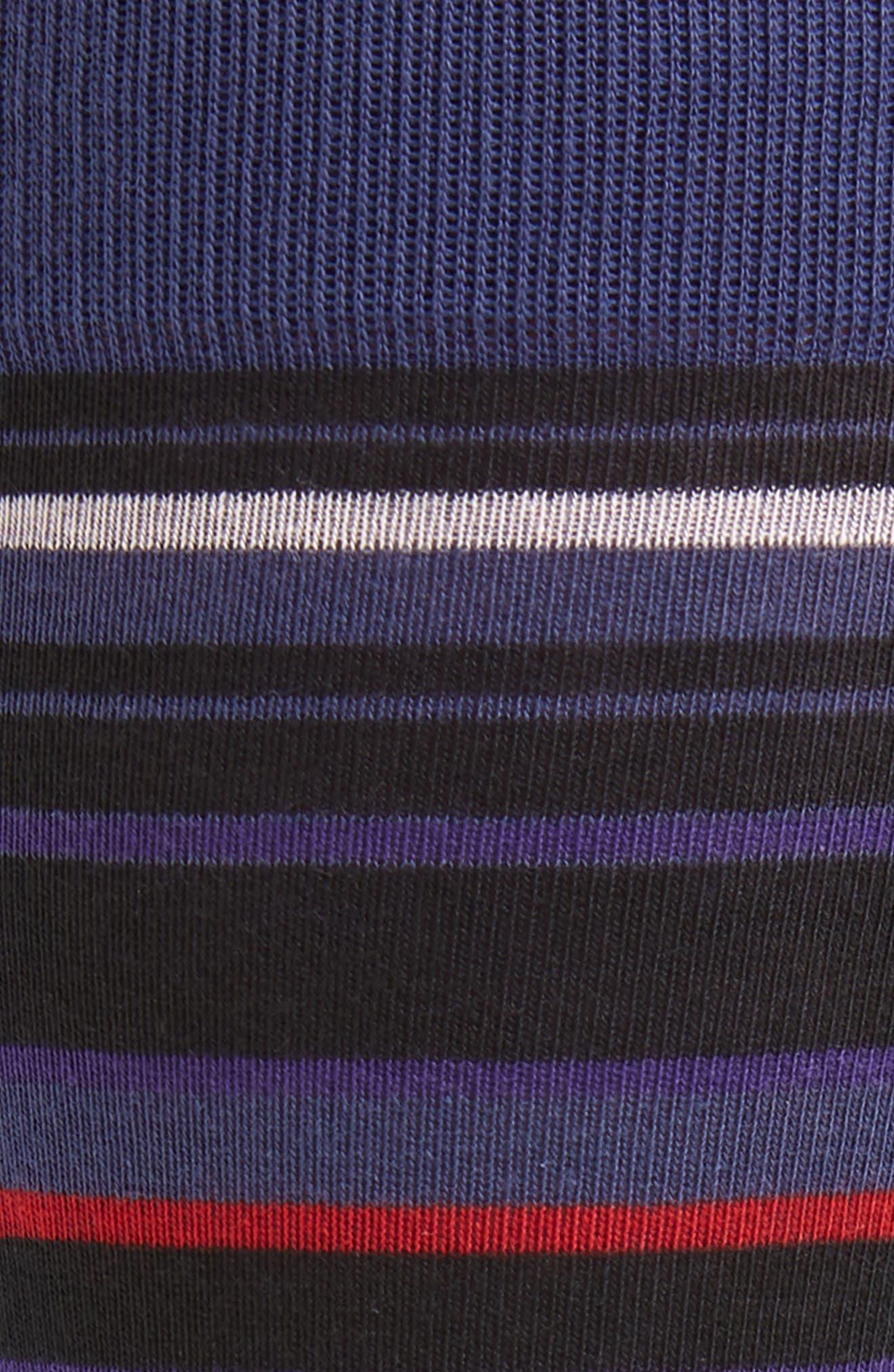 Stripe Socks,                             Alternate thumbnail 2, color,                             501