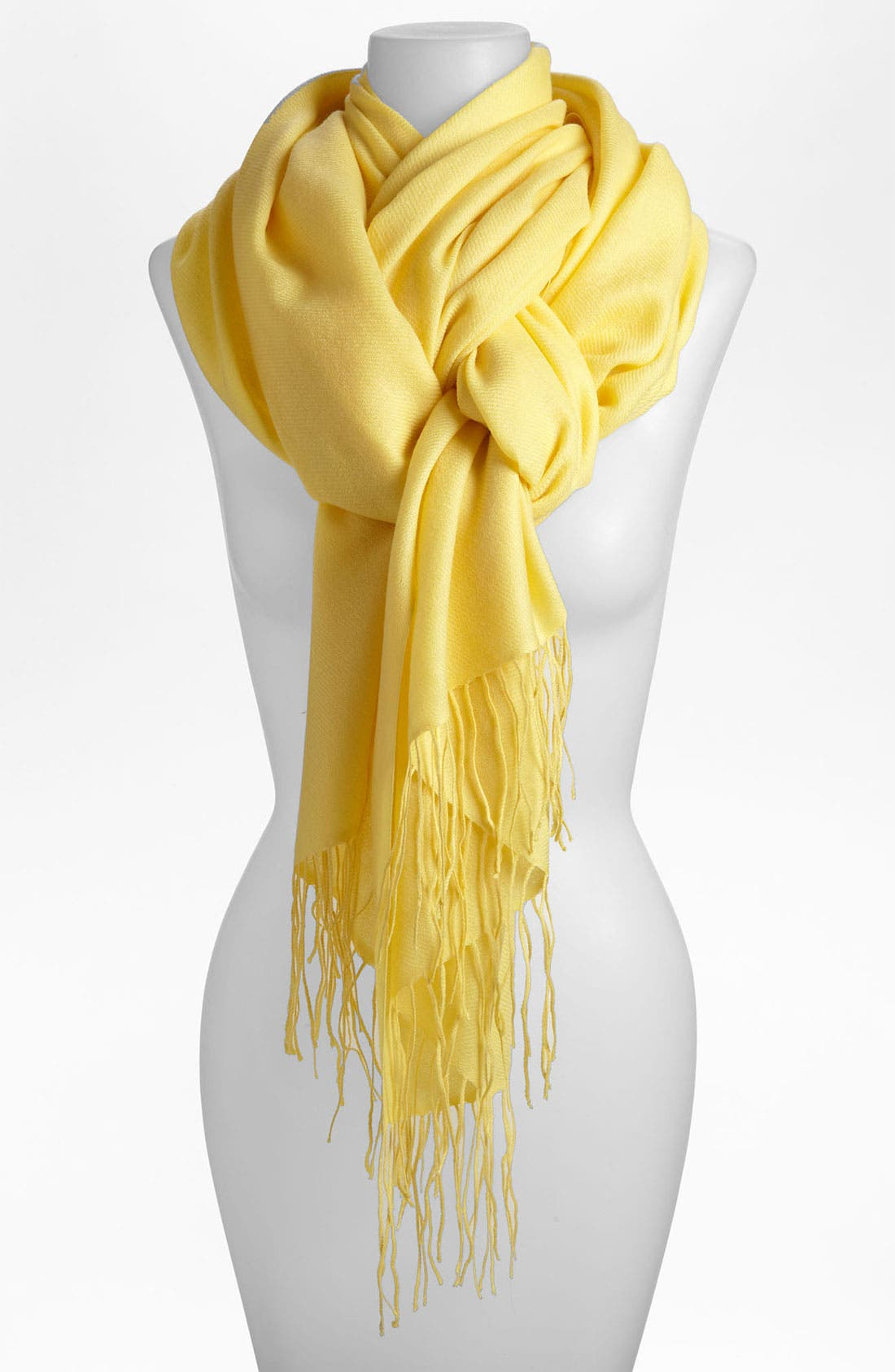 Tissue Weight Wool & Cashmere Wrap,                             Main thumbnail 161, color,