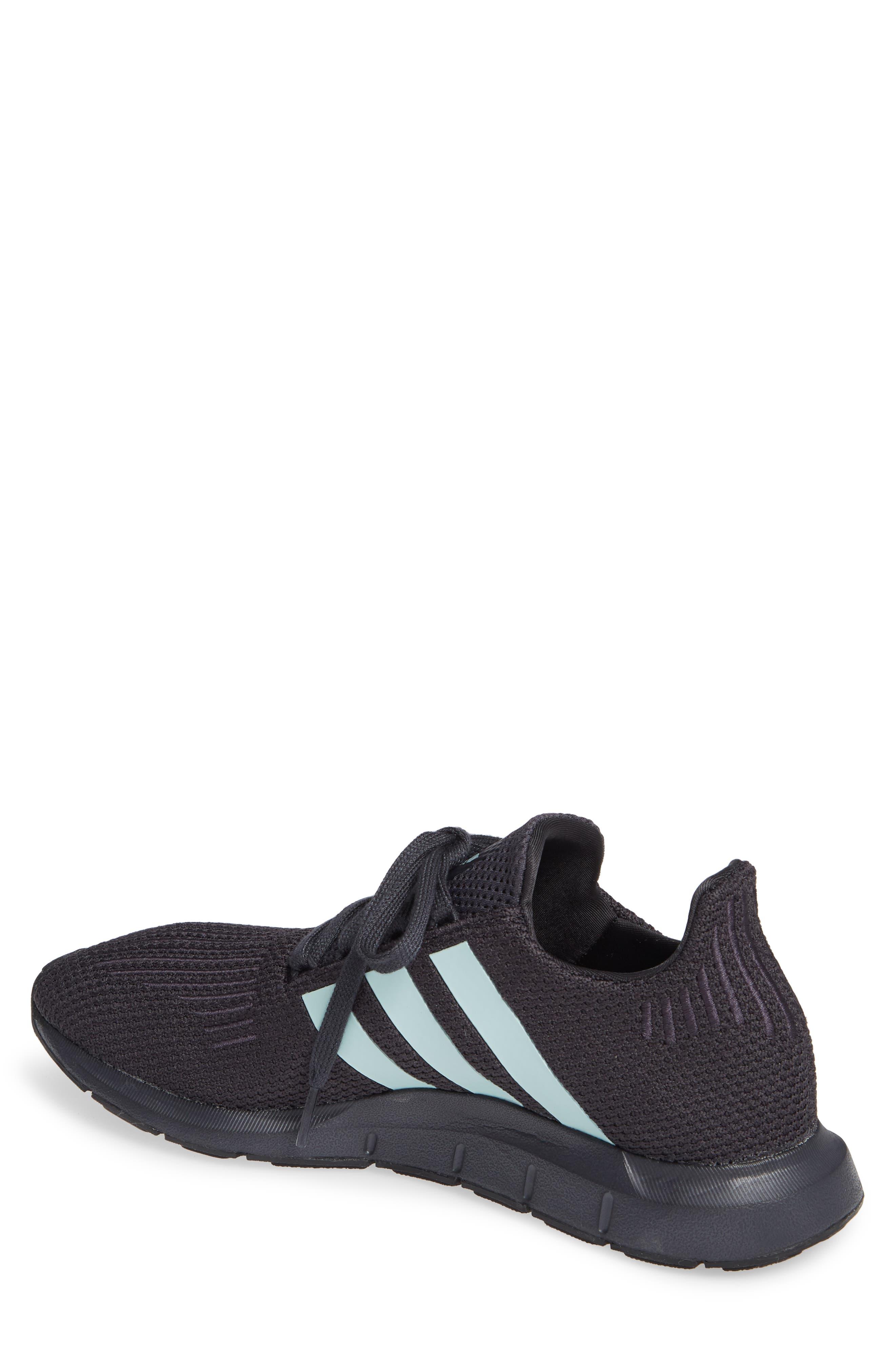 Swift Run Running Shoe,                             Alternate thumbnail 2, color,                             GREY/ GREEN/ BLACK