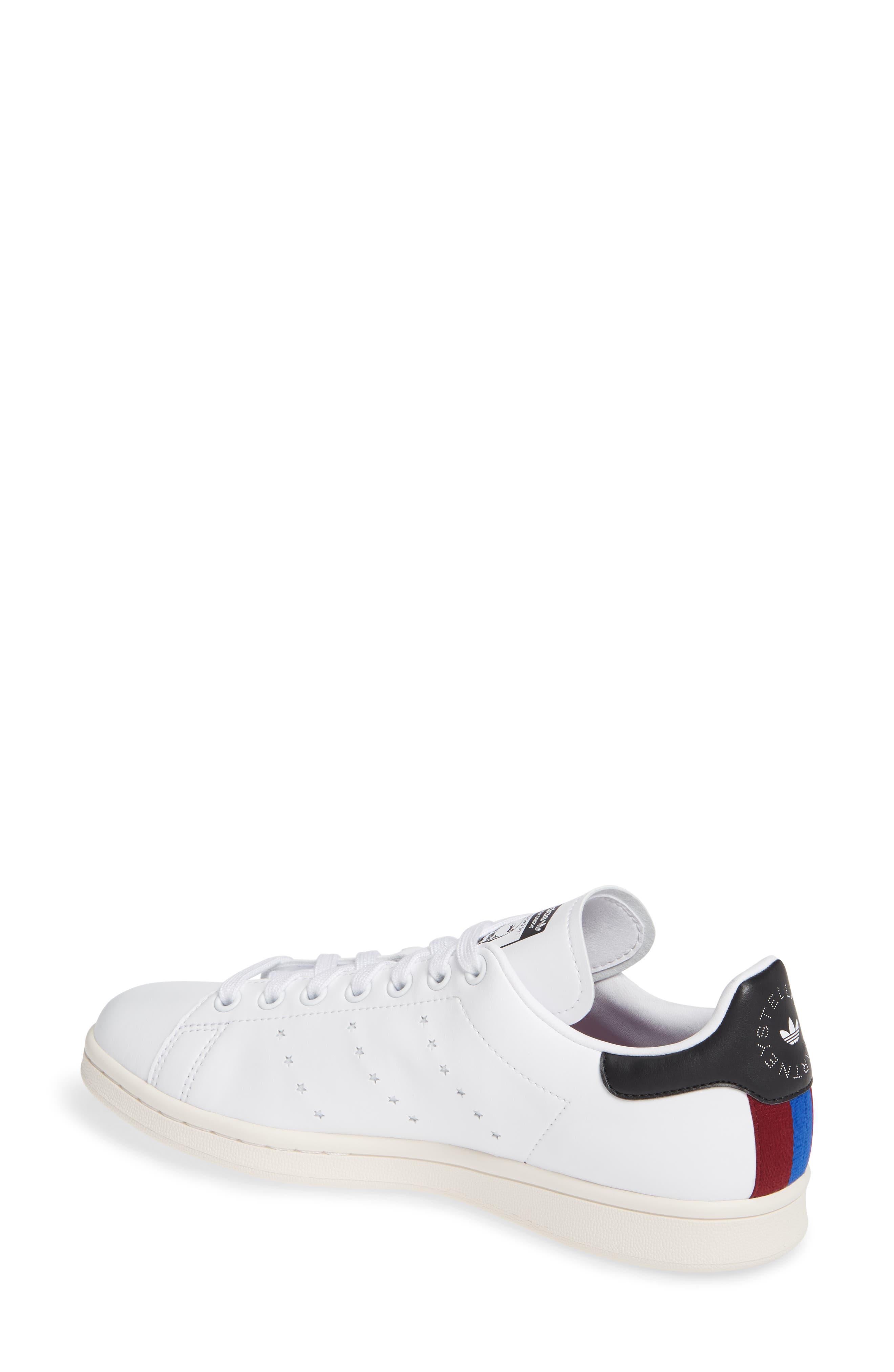 Stan Smith Sneaker,                             Alternate thumbnail 2, color,                             WHITE