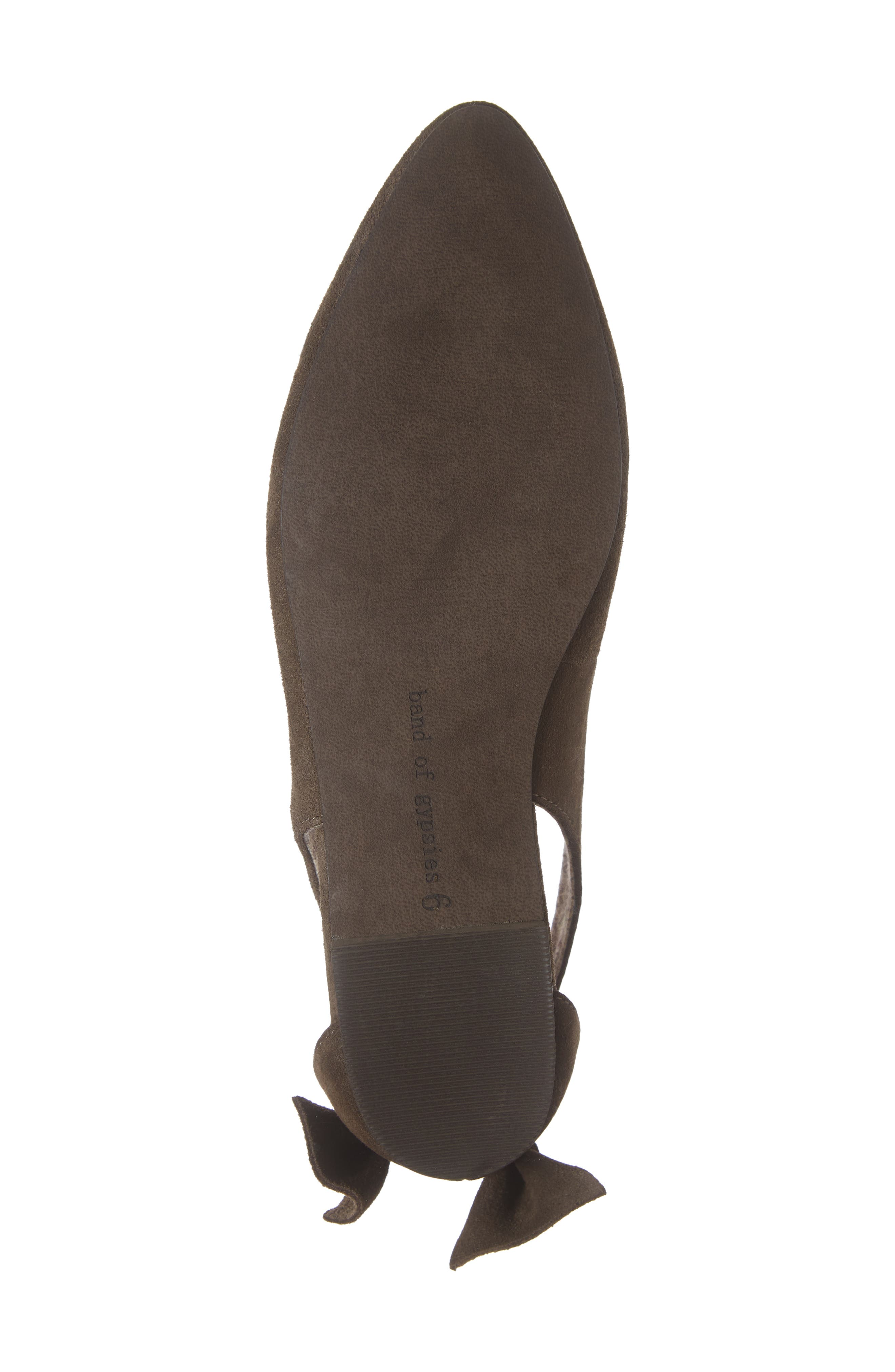 Songbird Loafer,                             Alternate thumbnail 6, color,                             TAUPE COW SUEDE