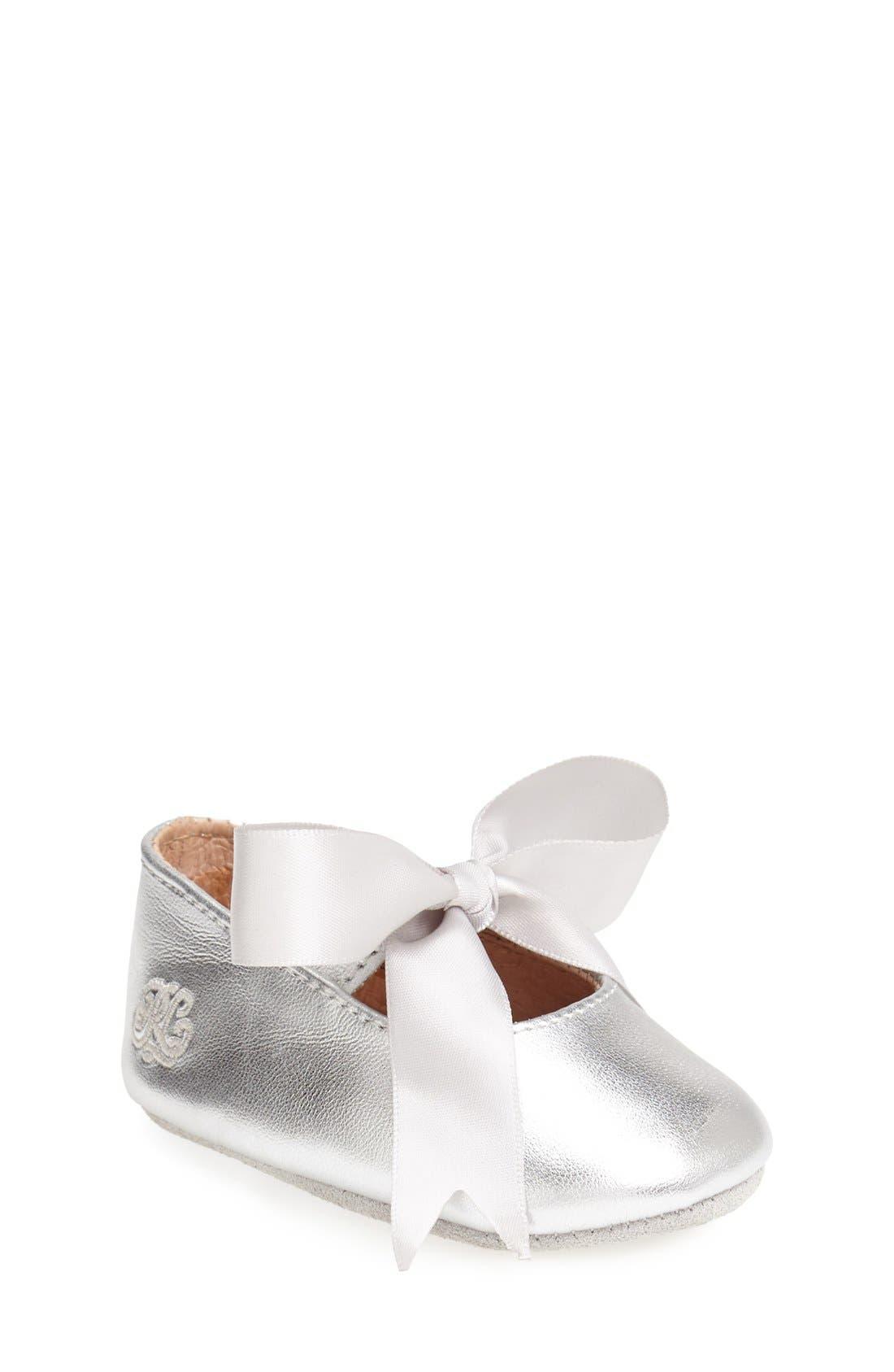 Layette 'Briley' Shoe,                         Main,                         color, 040