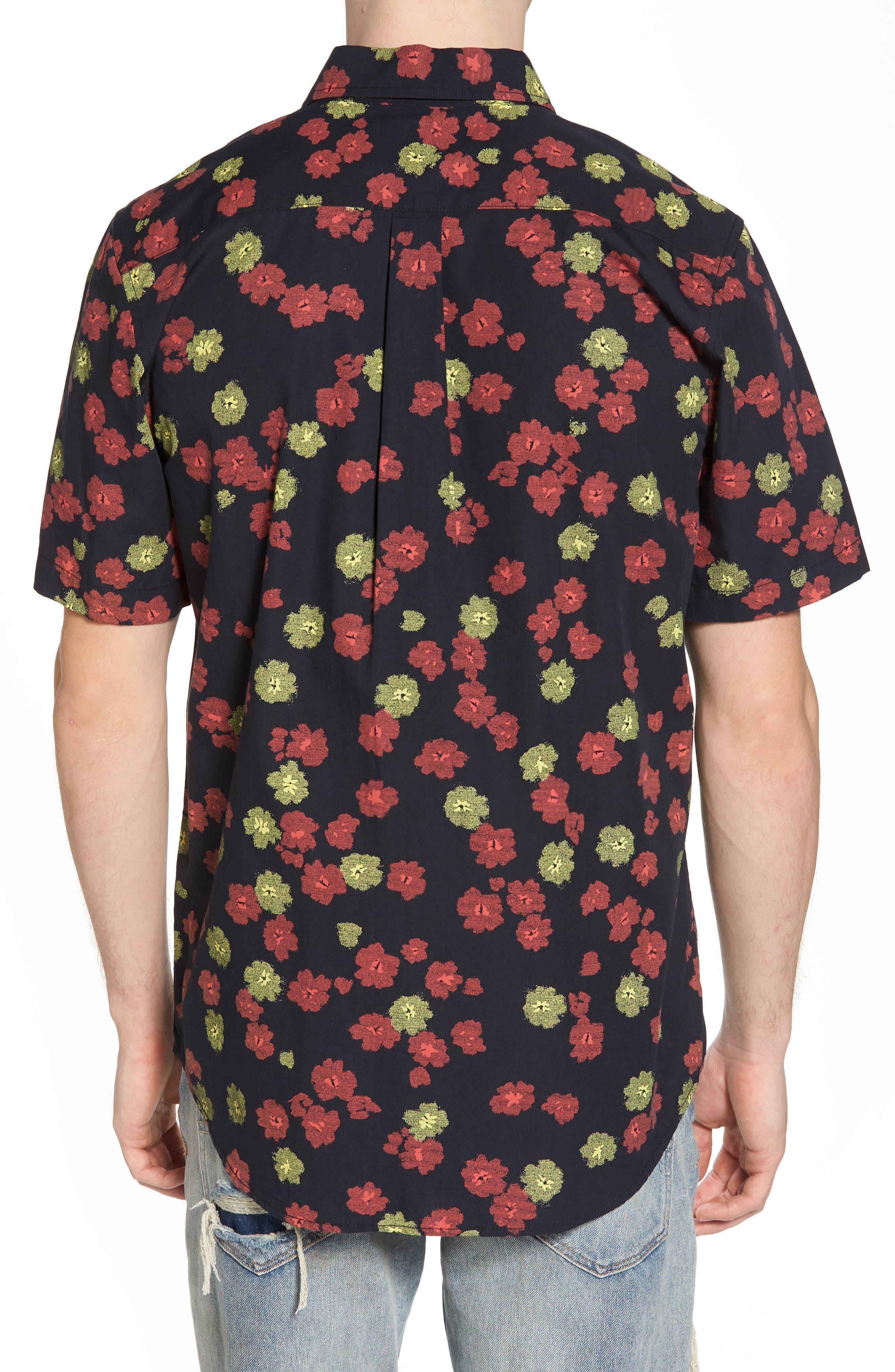 Felix Poplin Shirt,                             Alternate thumbnail 2, color,                             002
