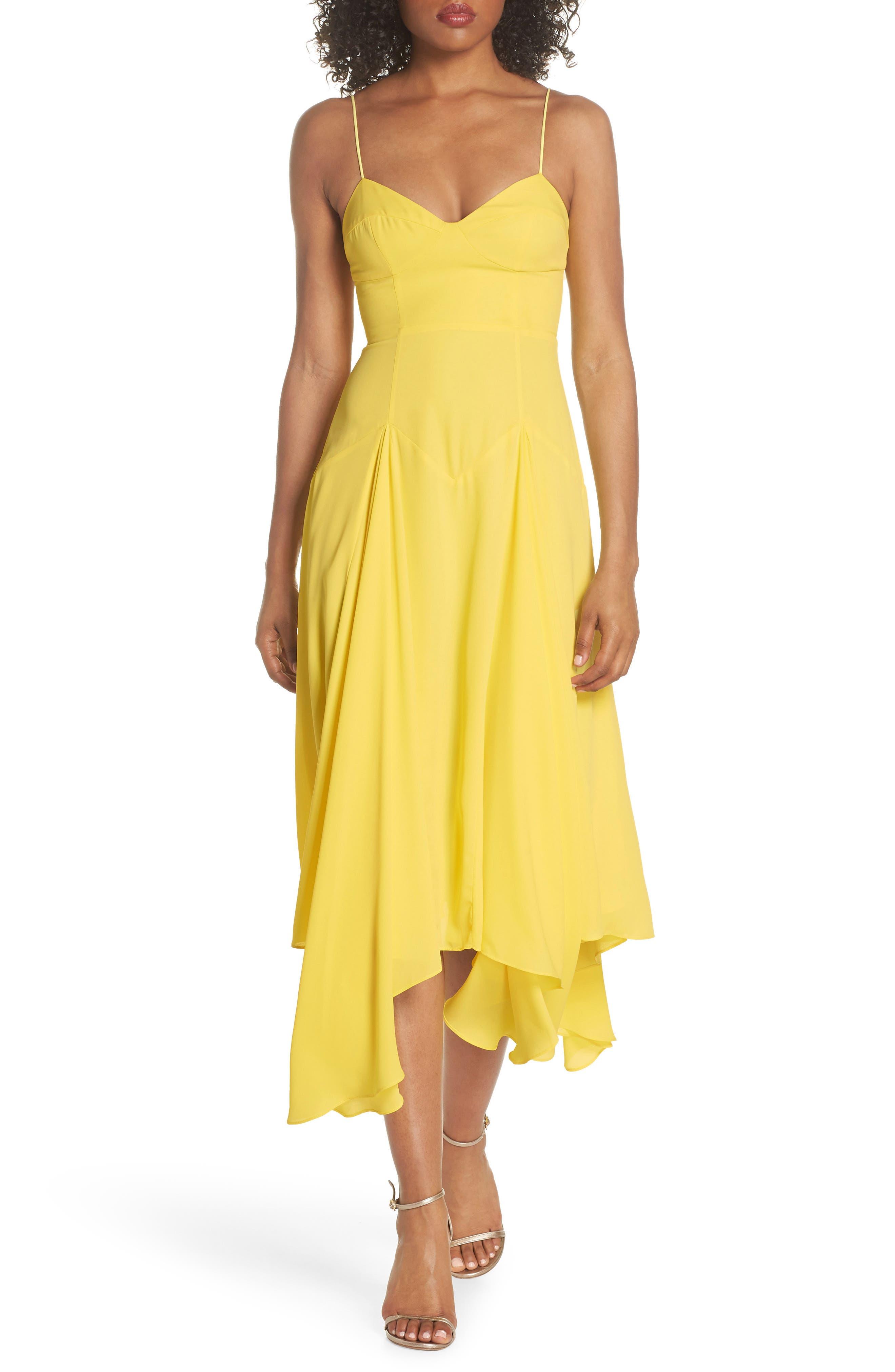 Dean Handkerchief Hem Dress,                         Main,                         color, 740