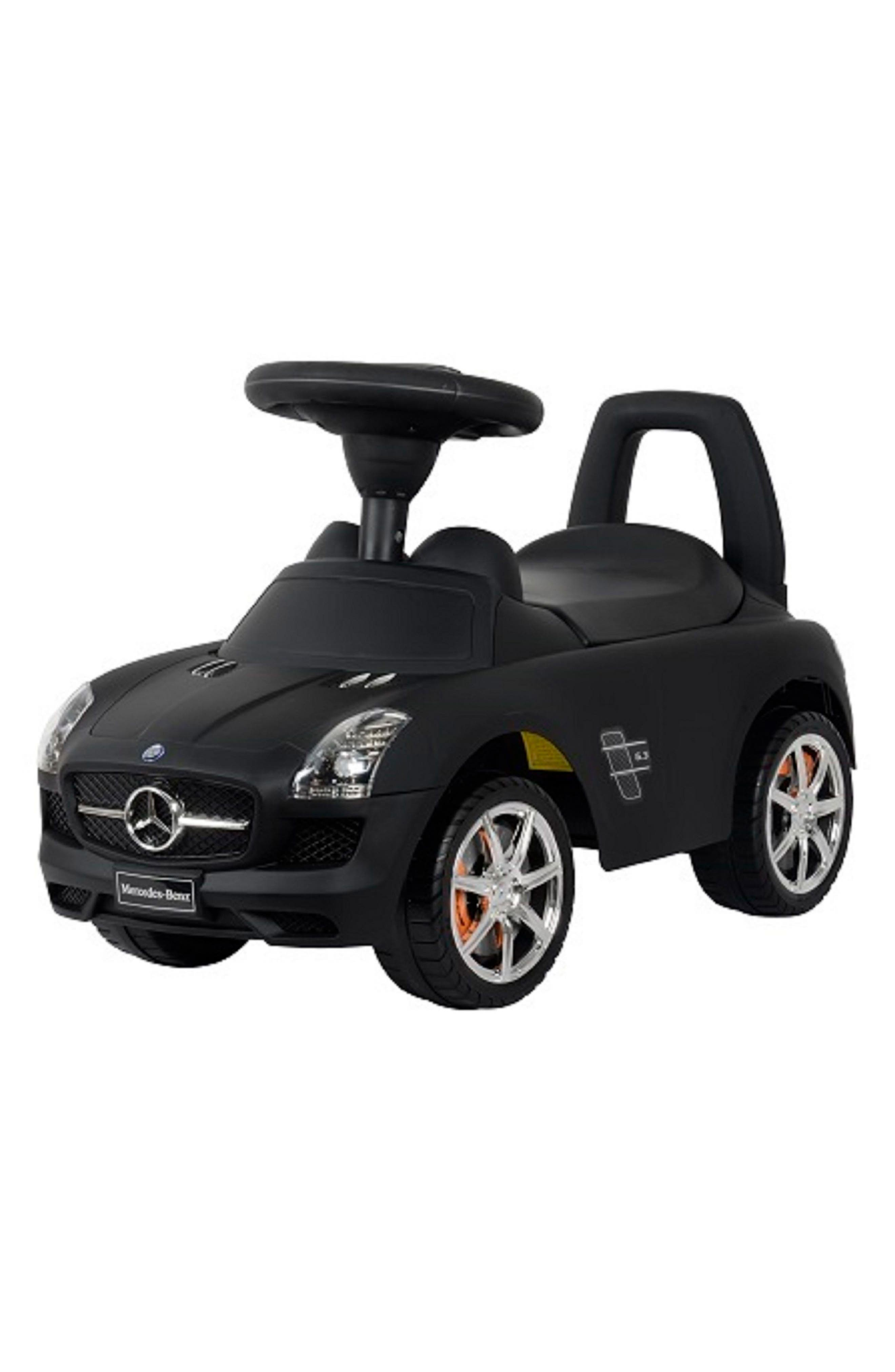 Mercedes Ride-On Push Car,                         Main,                         color, 001
