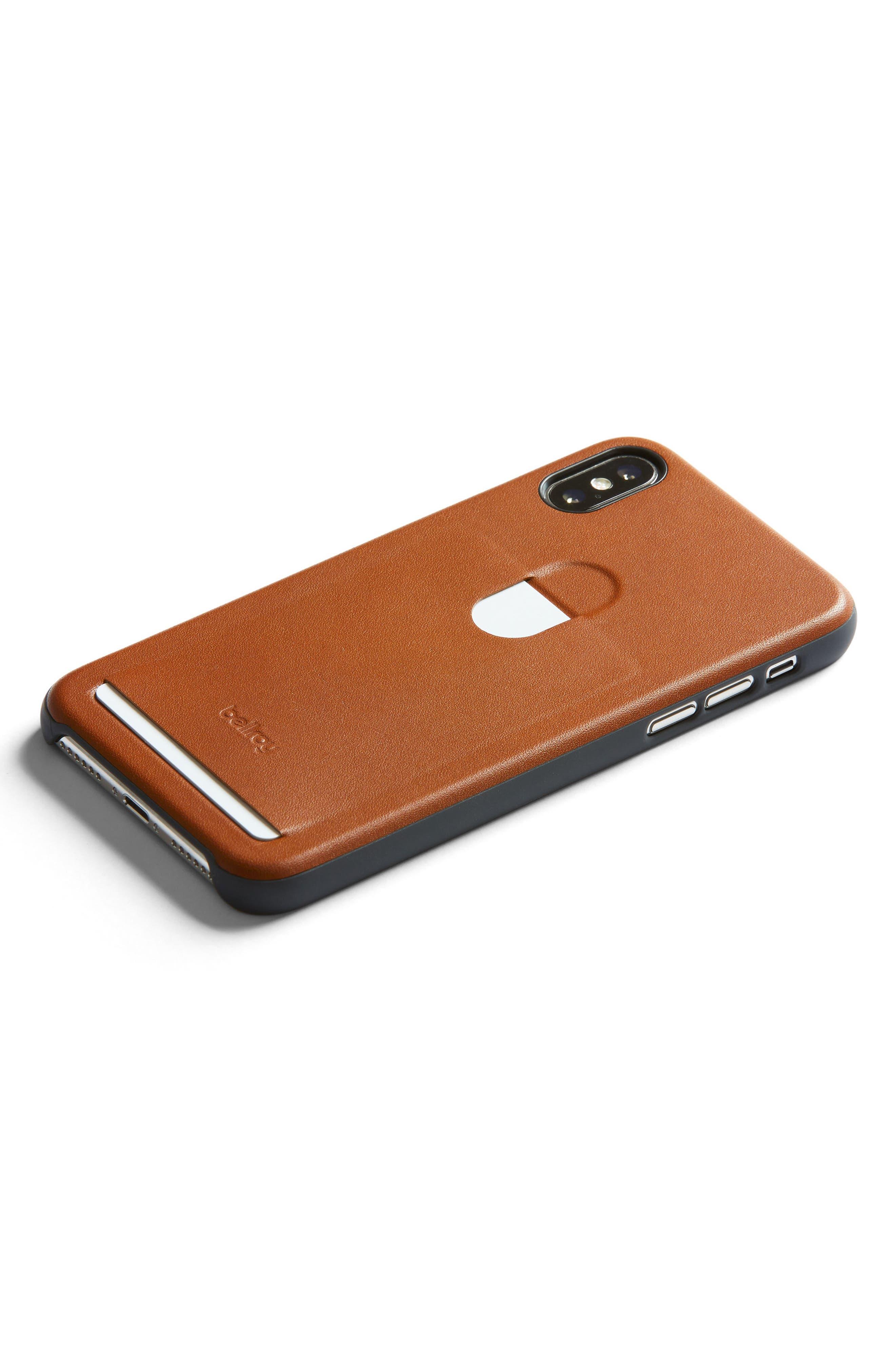 Single Card iPhone X Case,                             Main thumbnail 3, color,