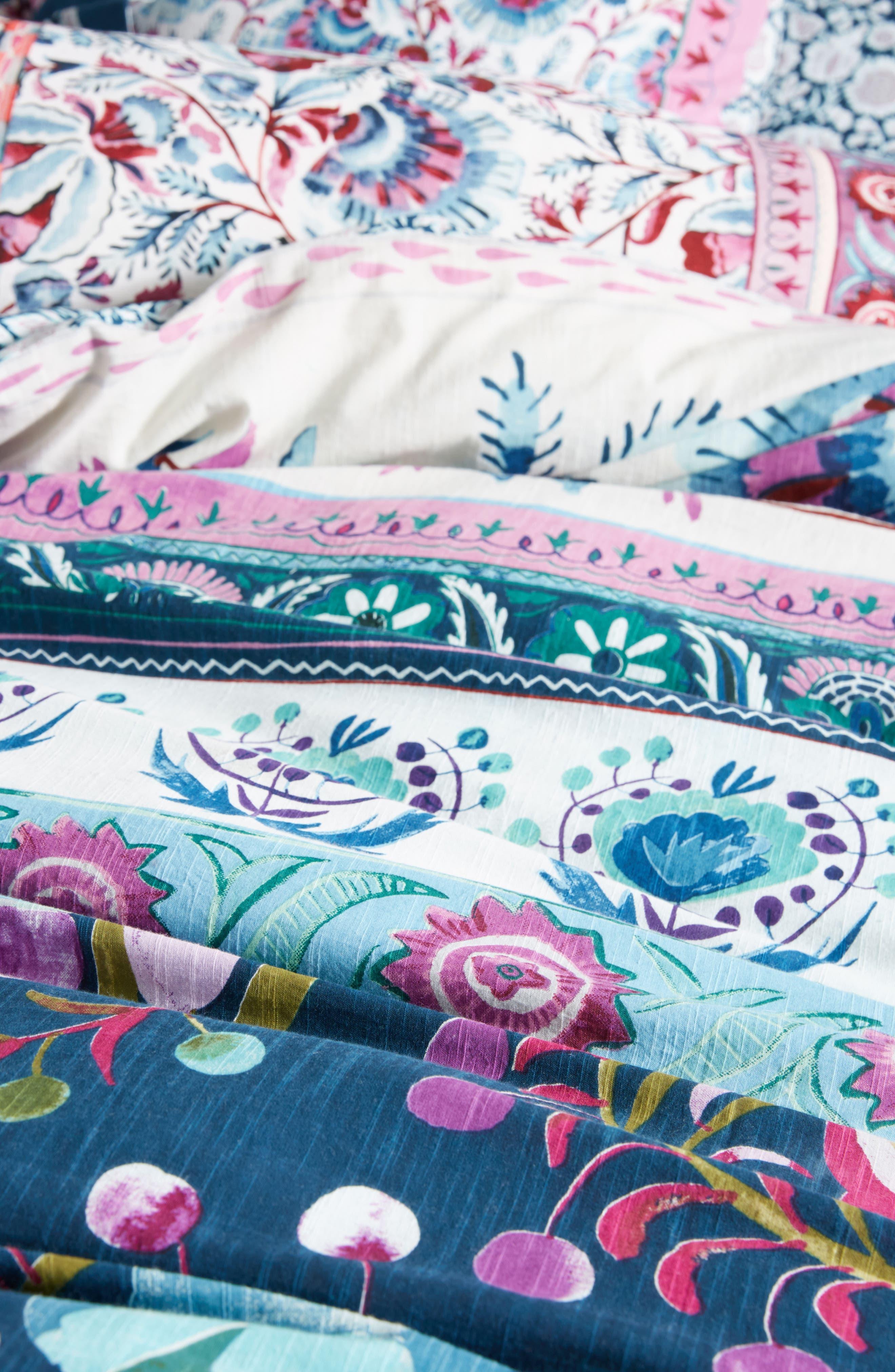 Meze Duvet Cover,                             Alternate thumbnail 3, color,                             400