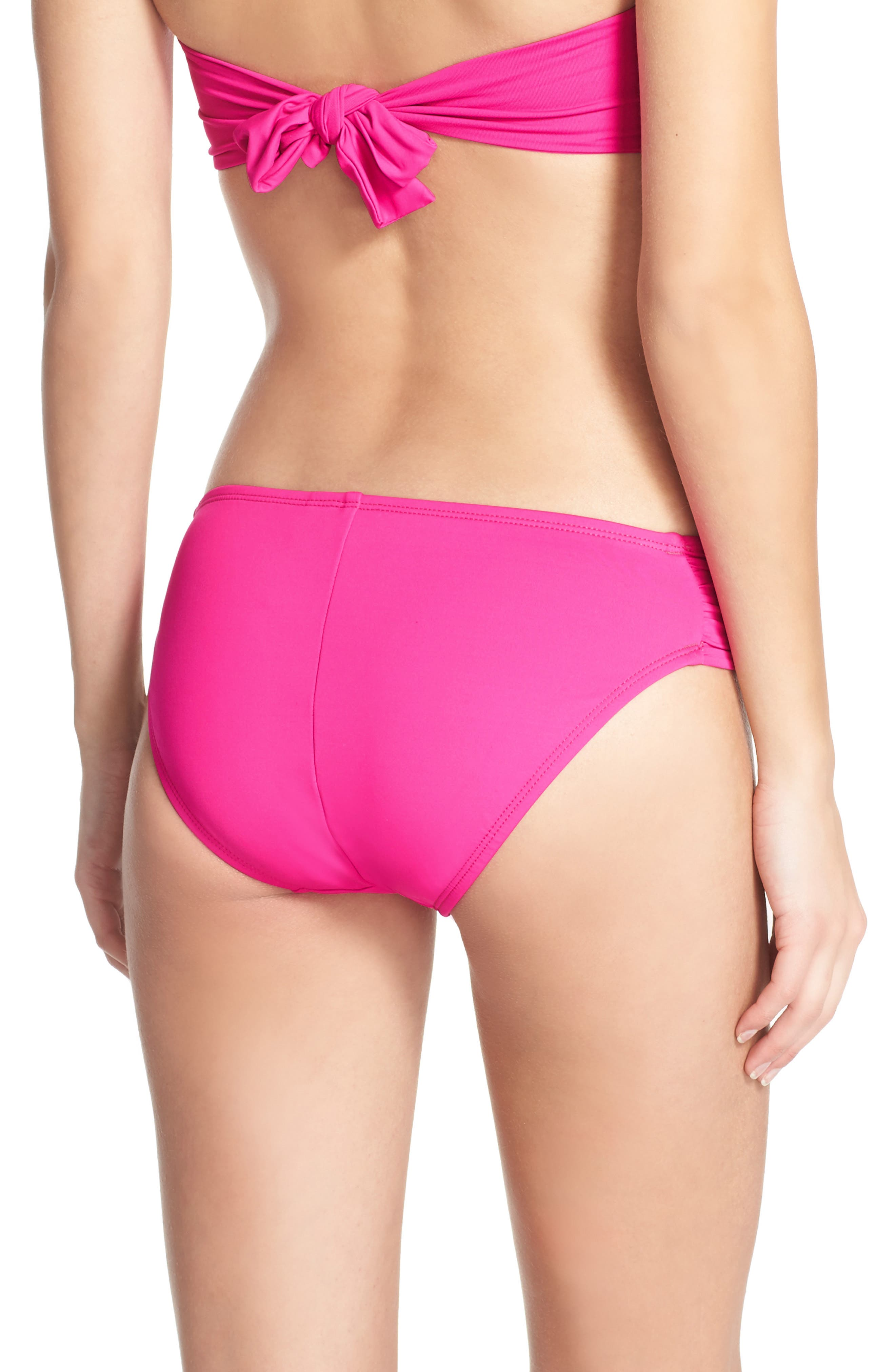 Island Goddess Hipster Bikini Bottoms,                             Alternate thumbnail 106, color,