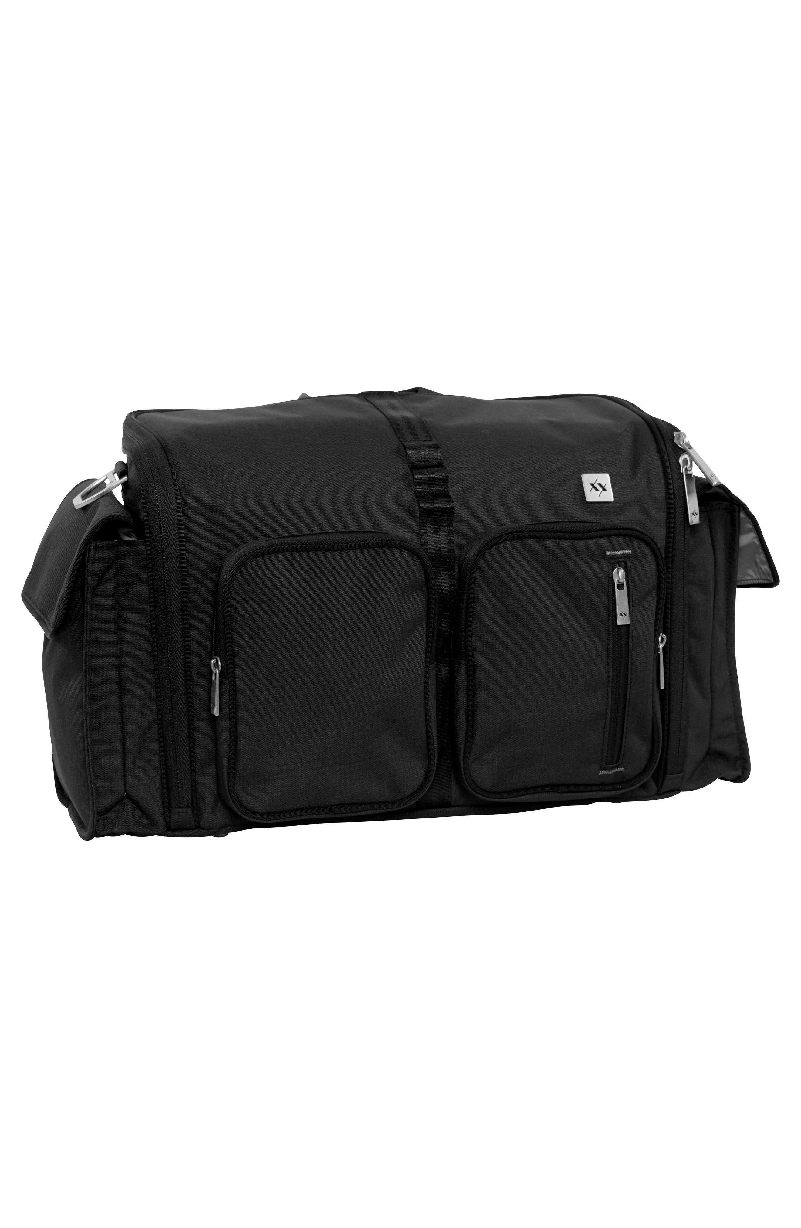 XY Clone Diaper Bag,                             Alternate thumbnail 6, color,                             CARBON