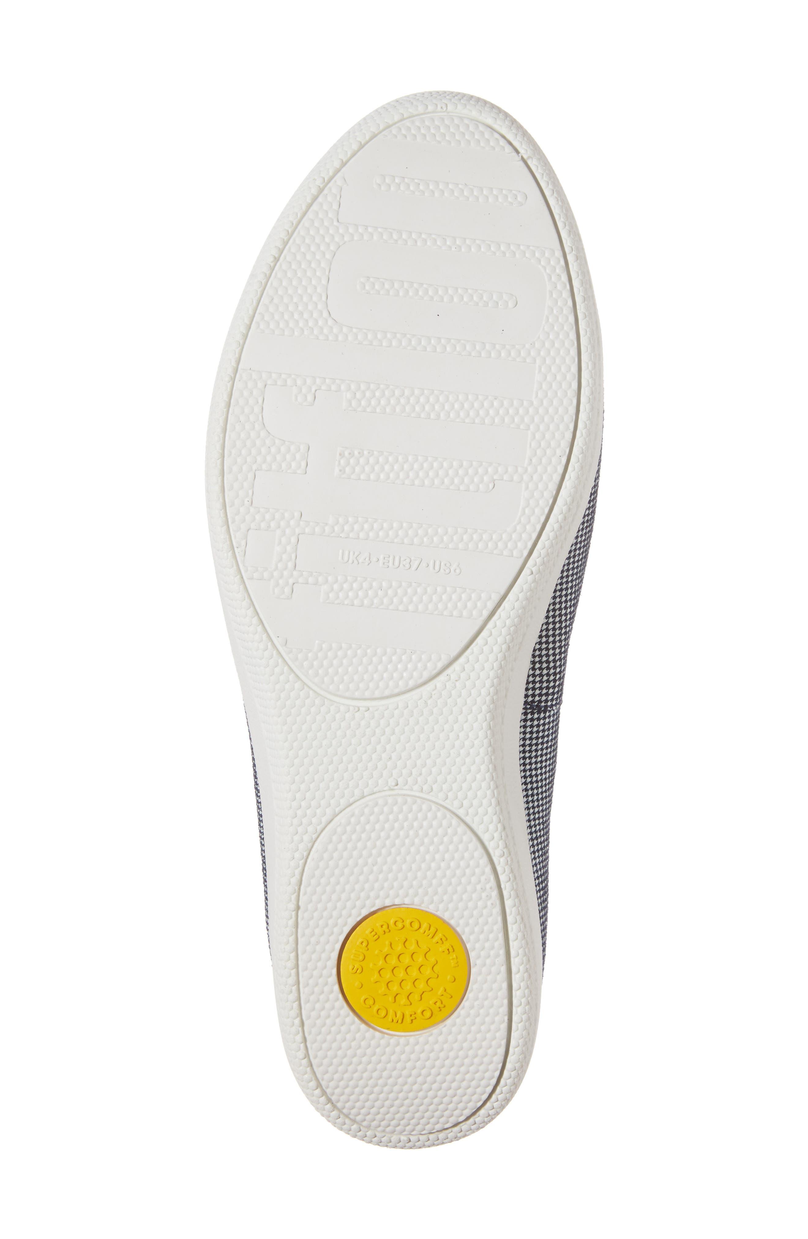 Houndstooth Superskate Sneaker,                             Alternate thumbnail 23, color,